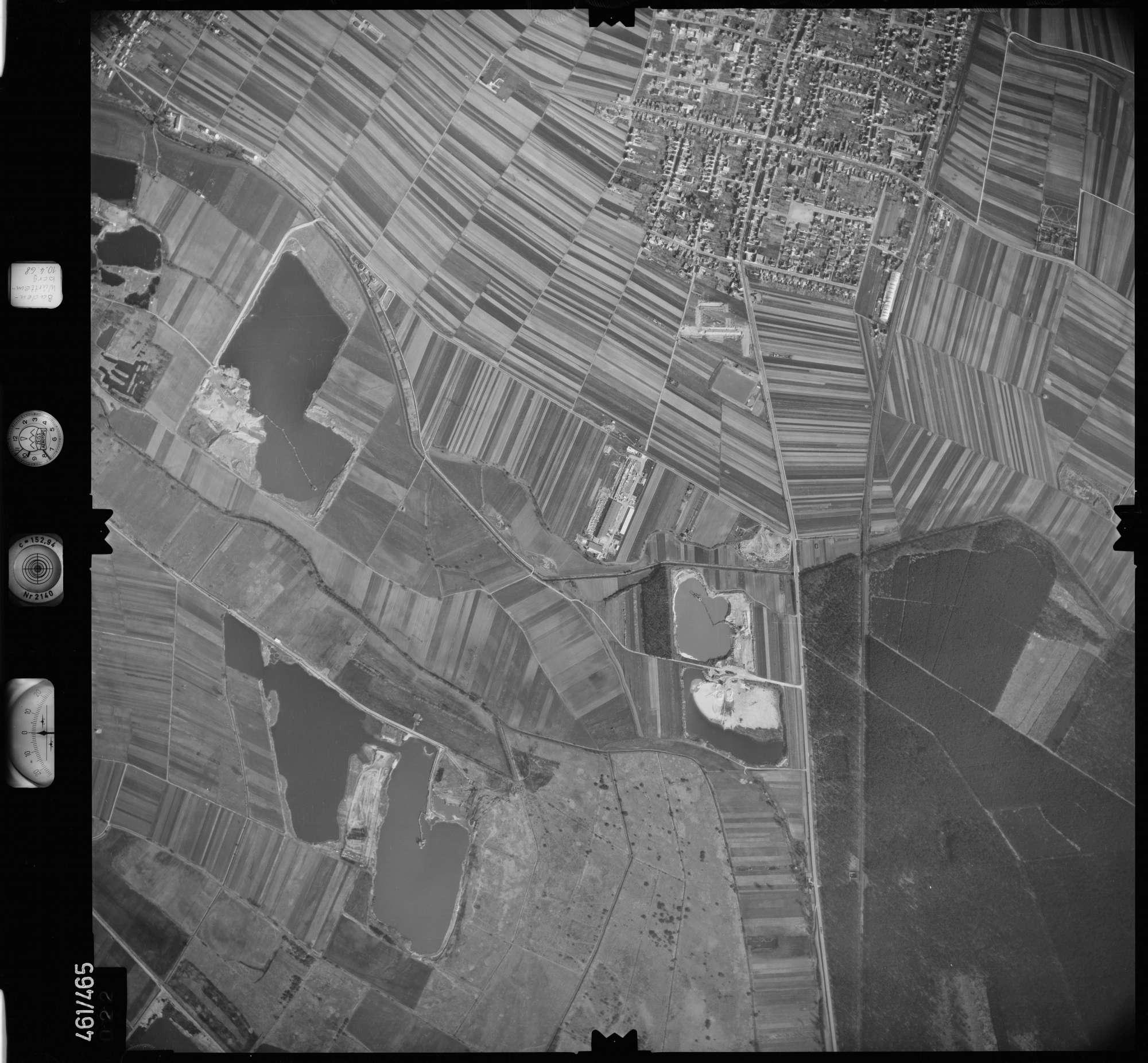 Luftbild: Film 103 Bildnr. 22, Bild 1