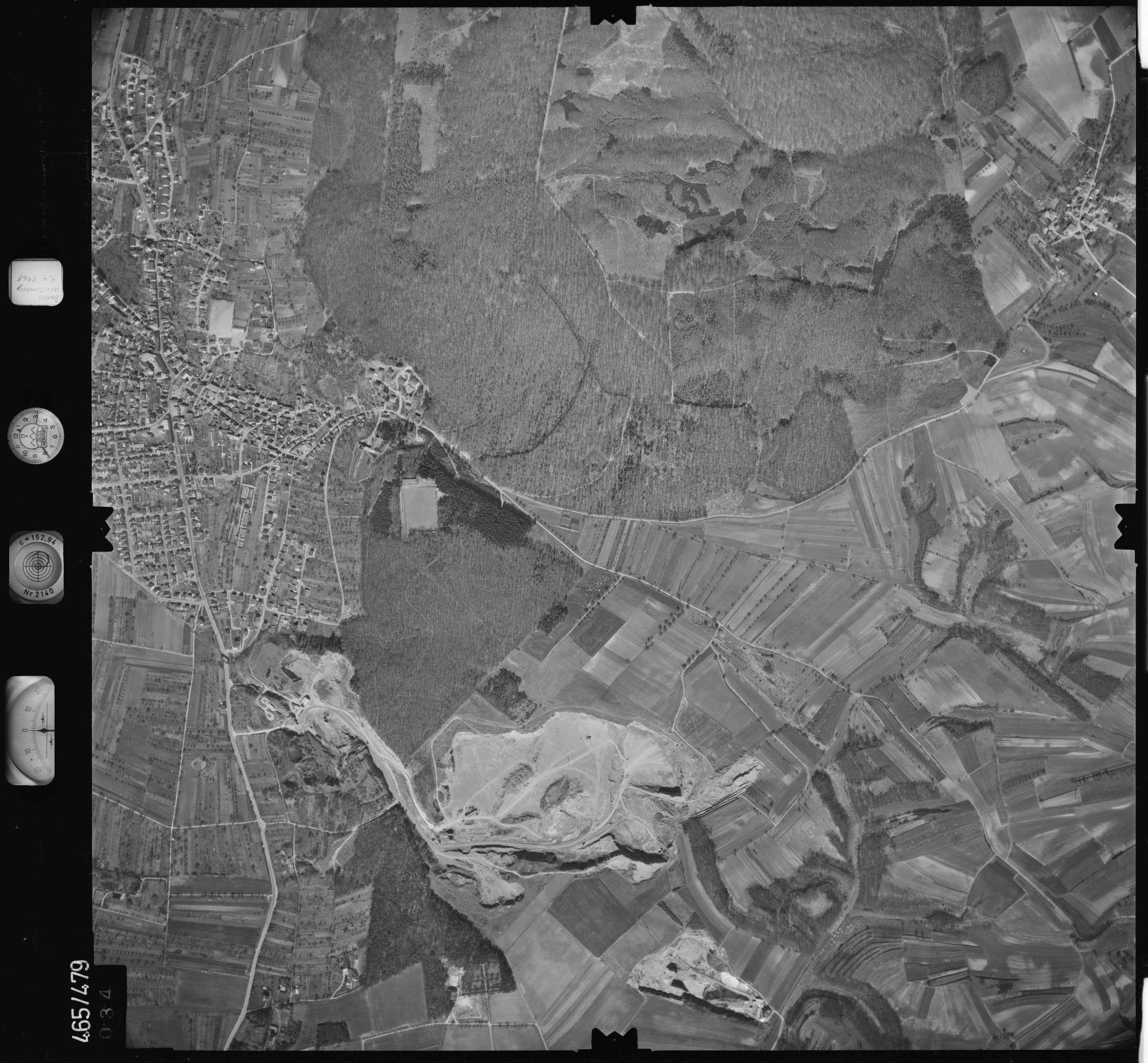 Luftbild: Film 102 Bildnr. 34, Bild 1