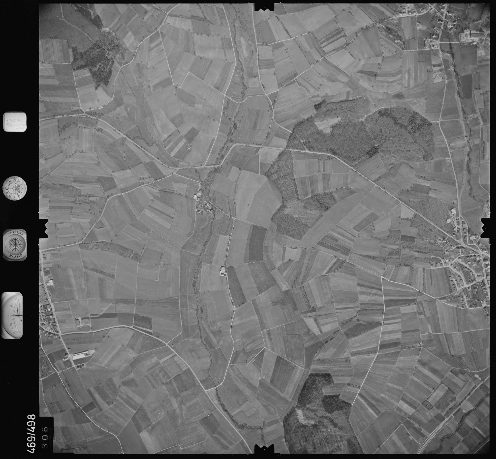 Luftbild: Film 101 Bildnr. 306, Bild 1