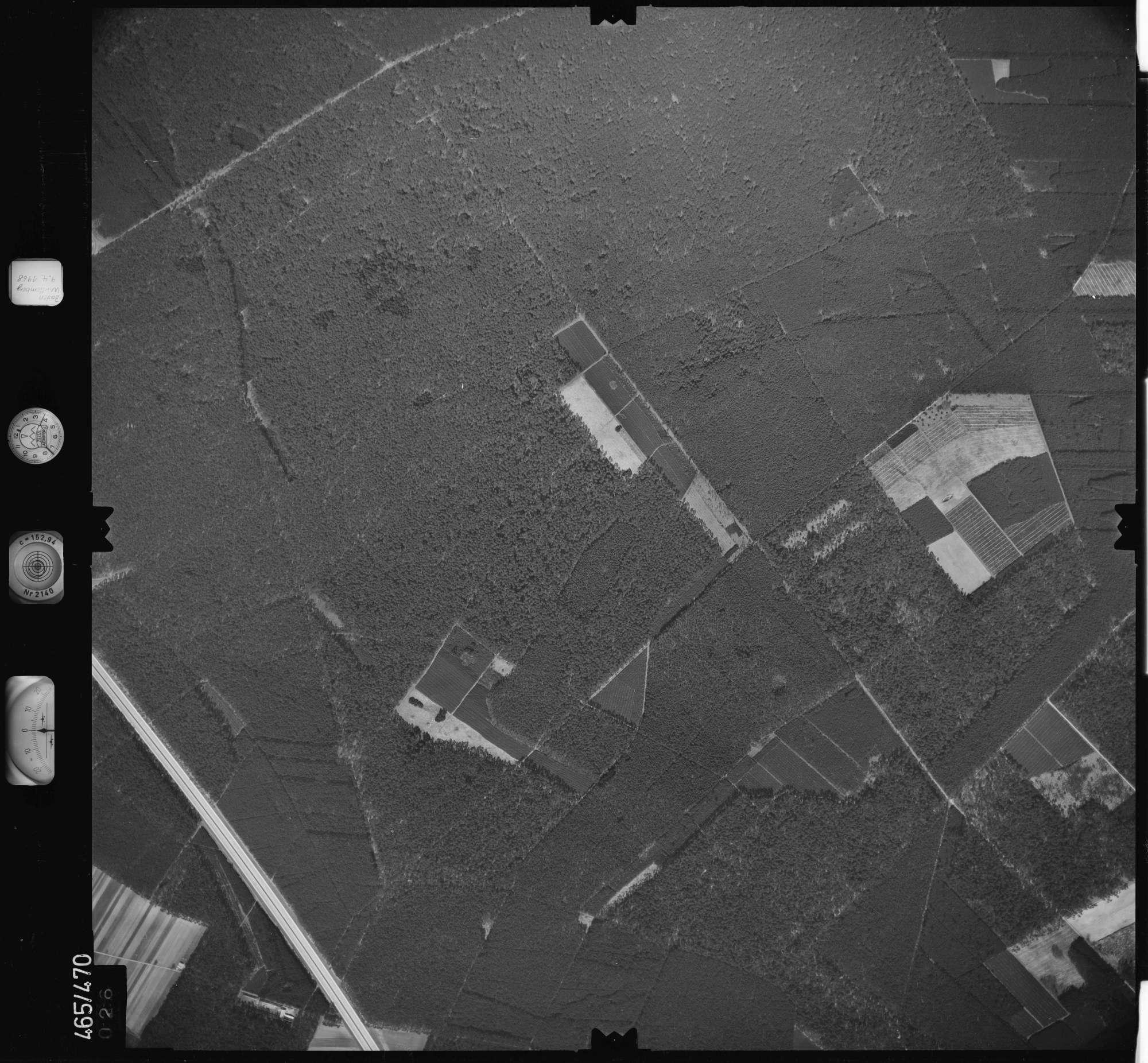 Luftbild: Film 102 Bildnr. 26, Bild 1