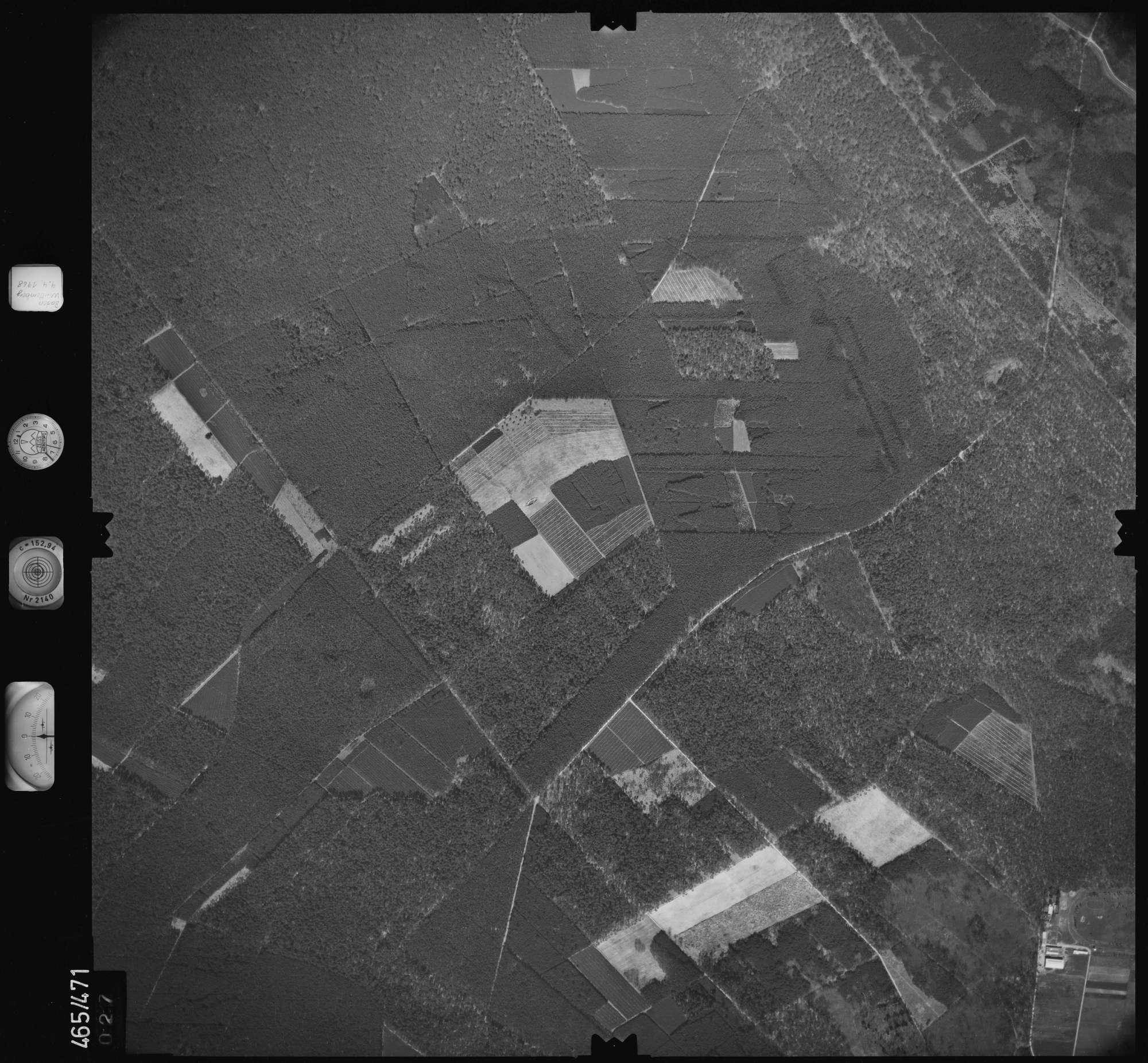 Luftbild: Film 102 Bildnr. 27, Bild 1
