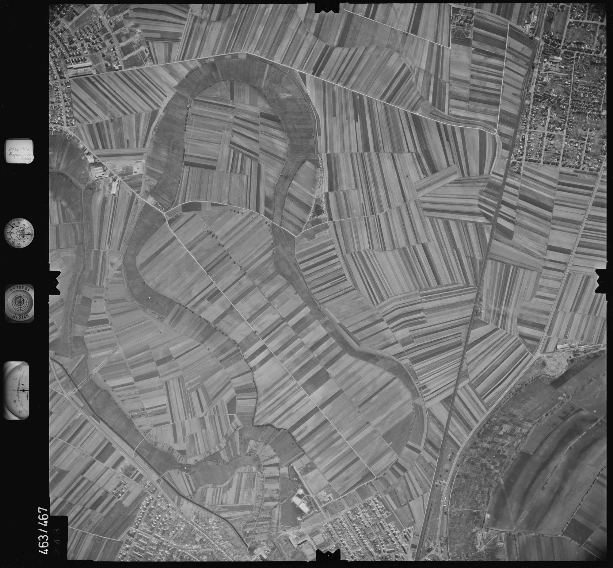 Luftbild: Film 102 Bildnr. 243, Bild 1