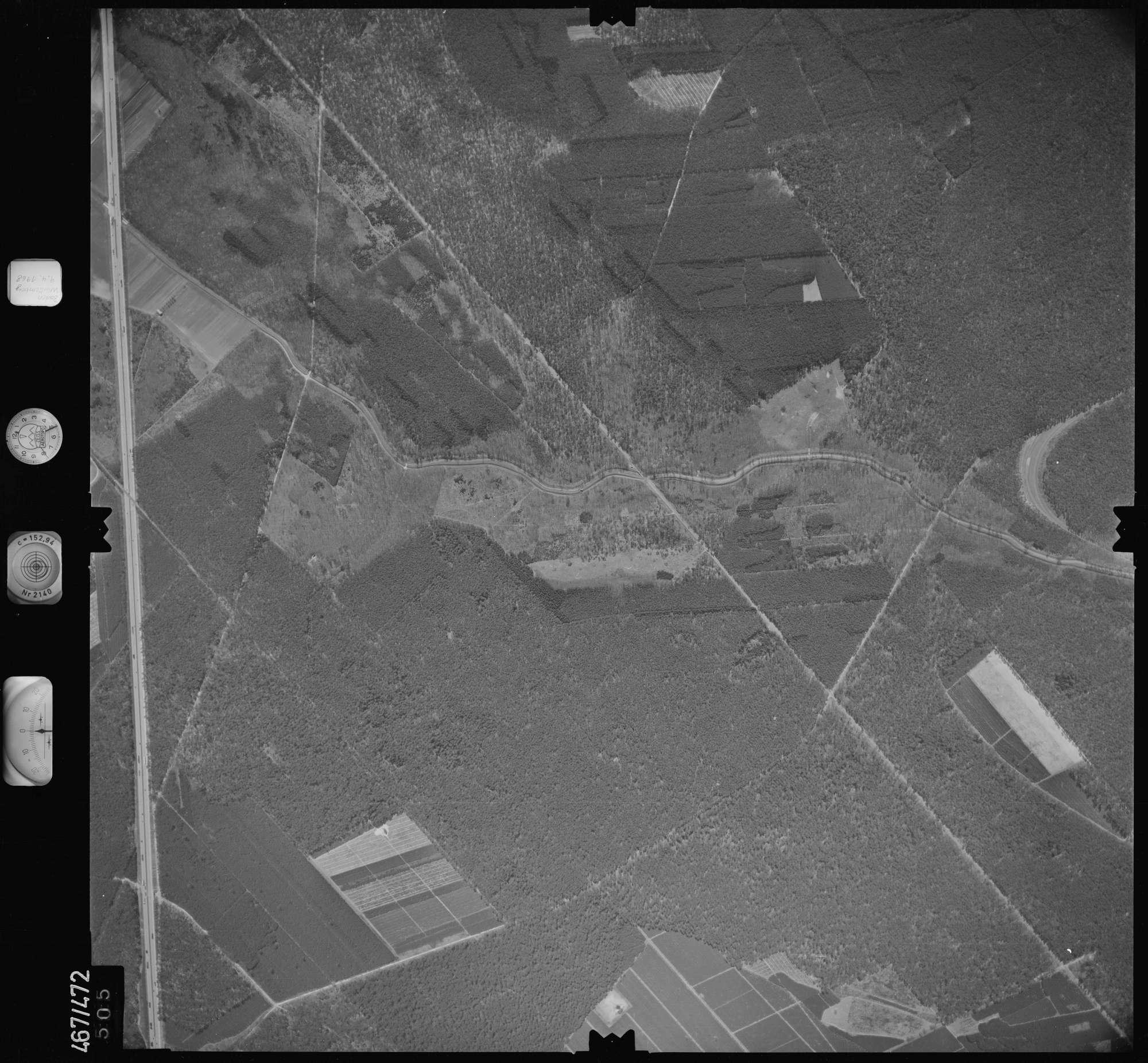 Luftbild: Film 101 Bildnr. 505, Bild 1