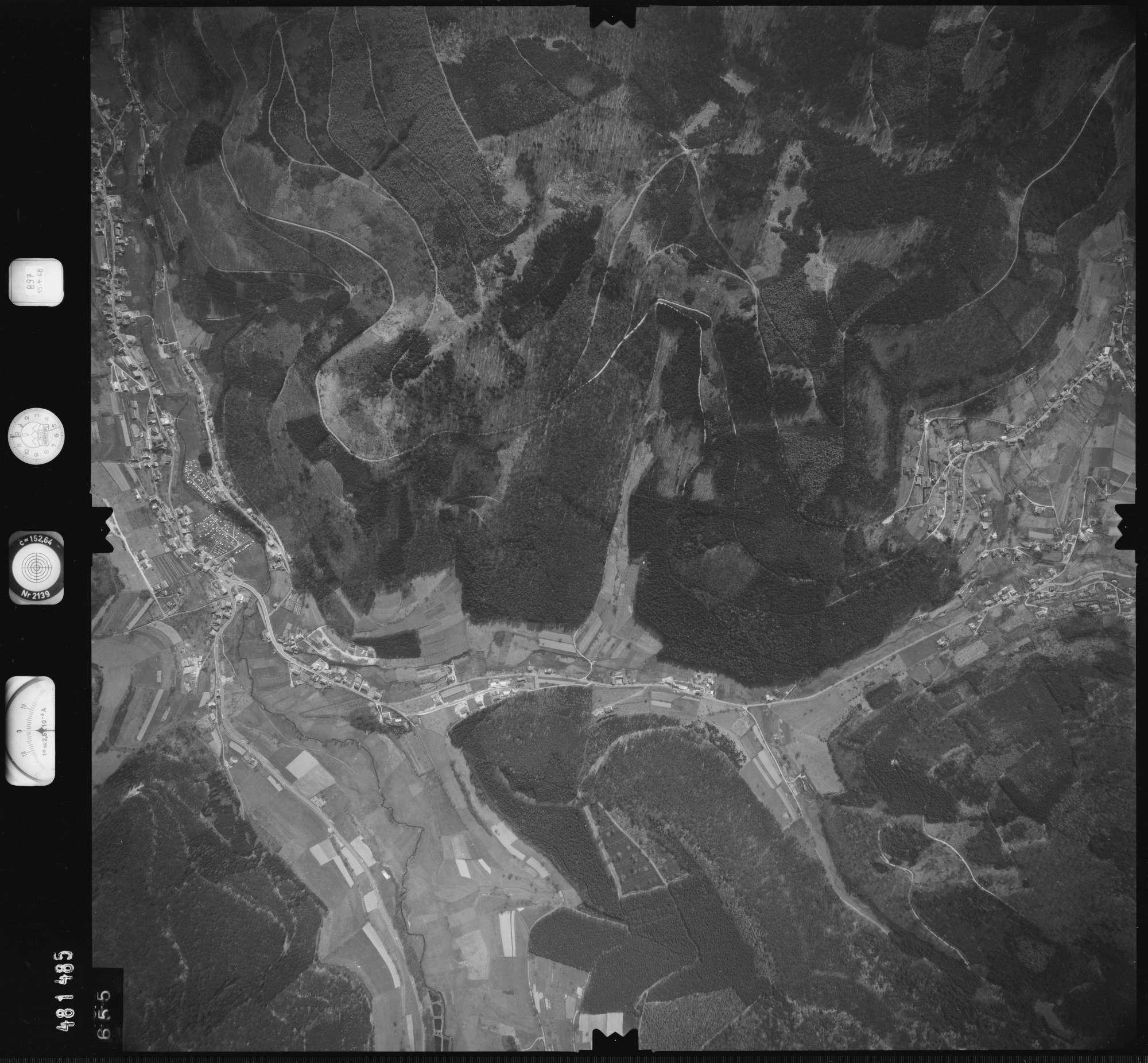 Luftbild: Film 897 Bildnr. 655, Bild 1