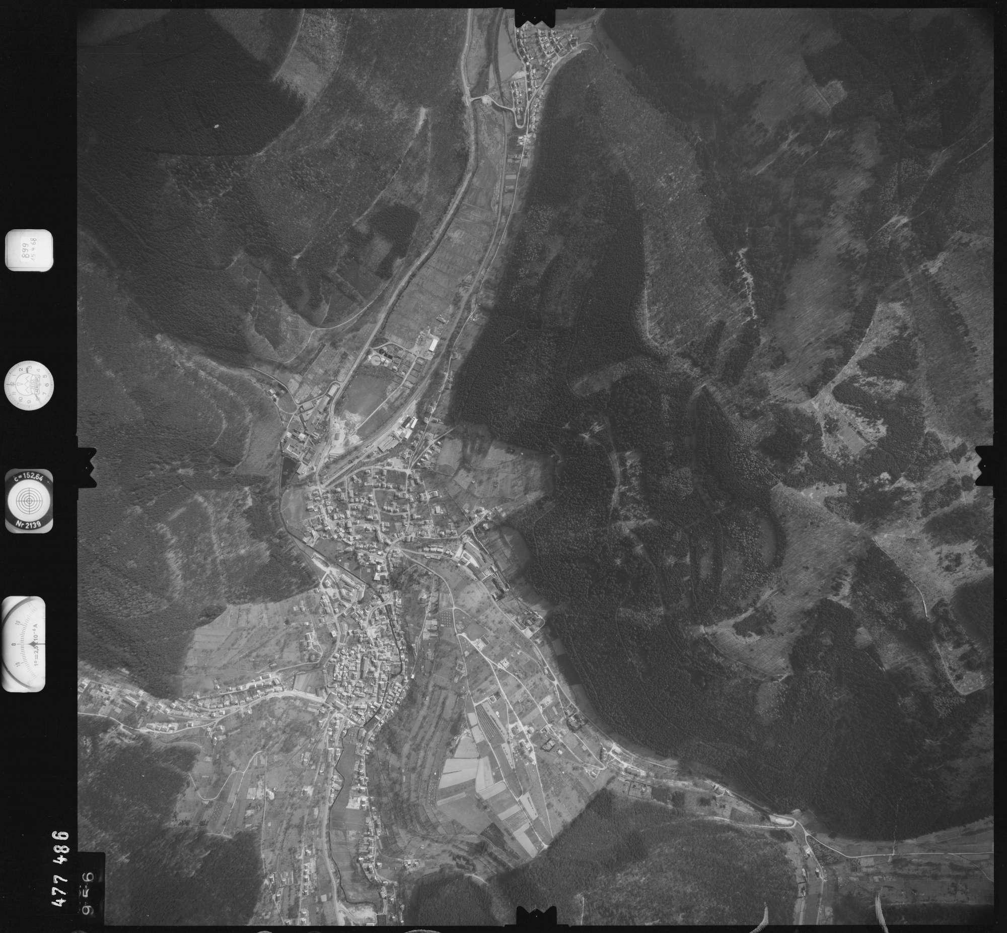 Luftbild: Film 899 Bildnr. 956, Bild 1