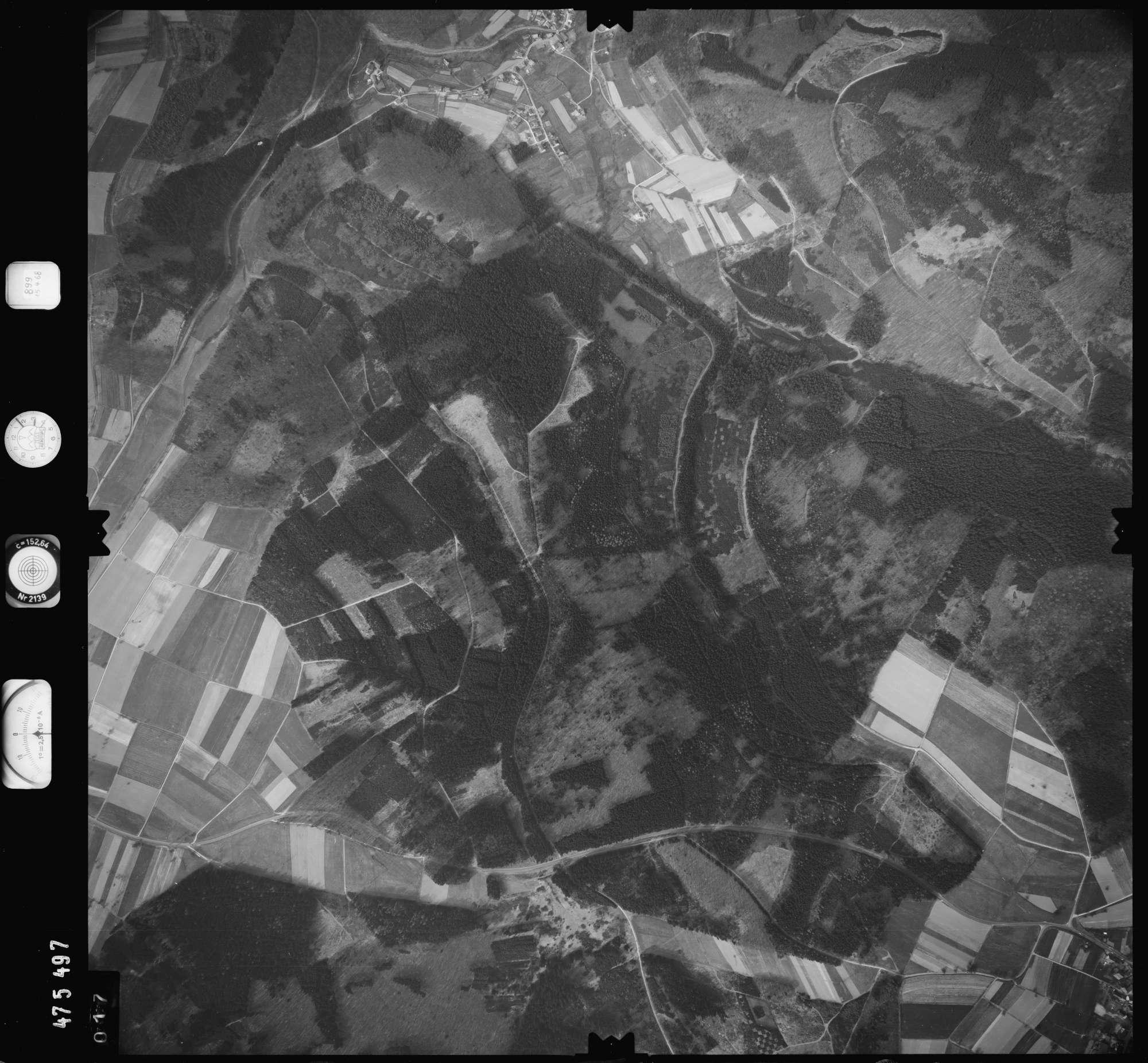 Luftbild: Film 899 Bildnr. 17, Bild 1