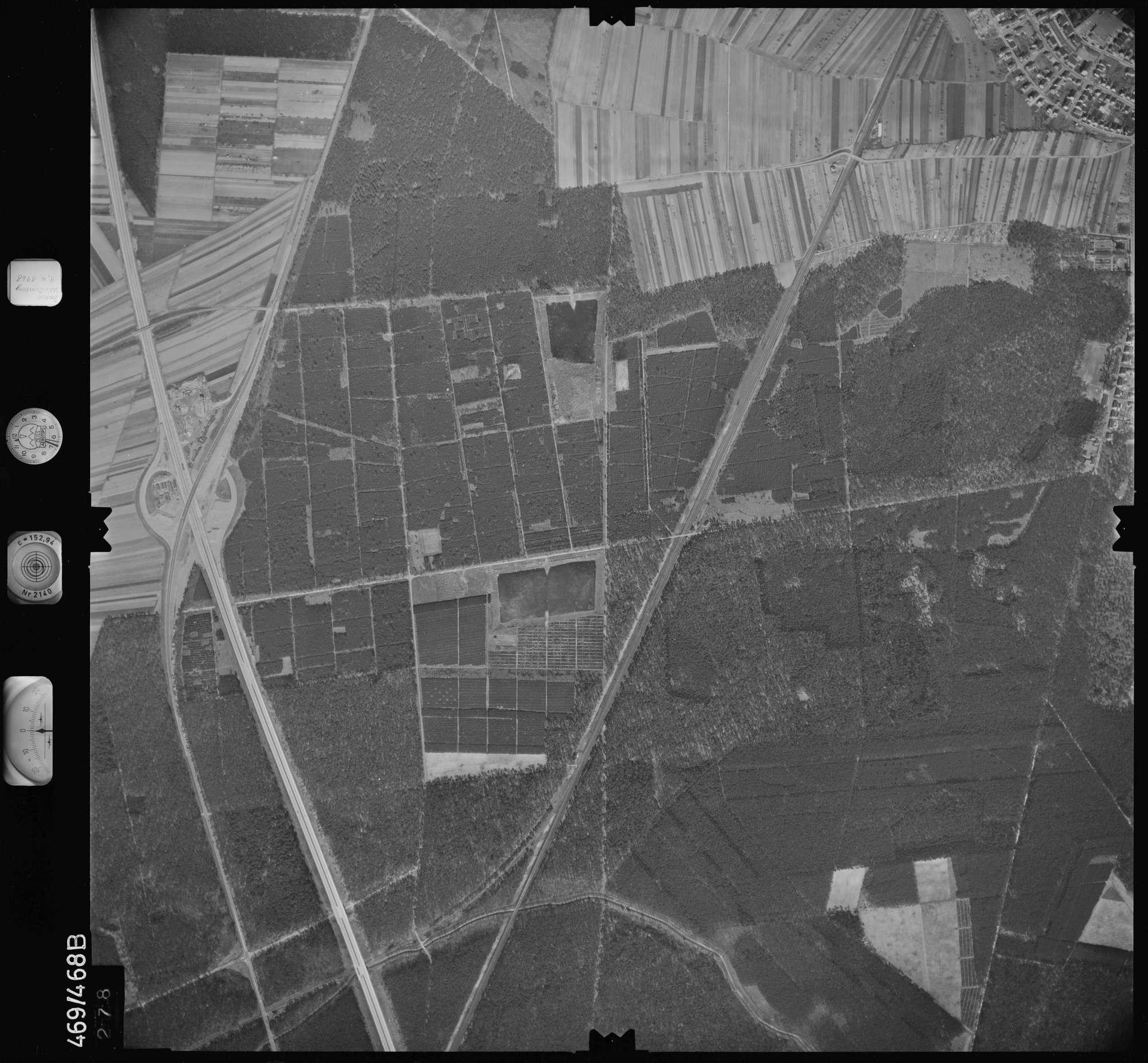 Luftbild: Film 101 Bildnr. 278, Bild 1