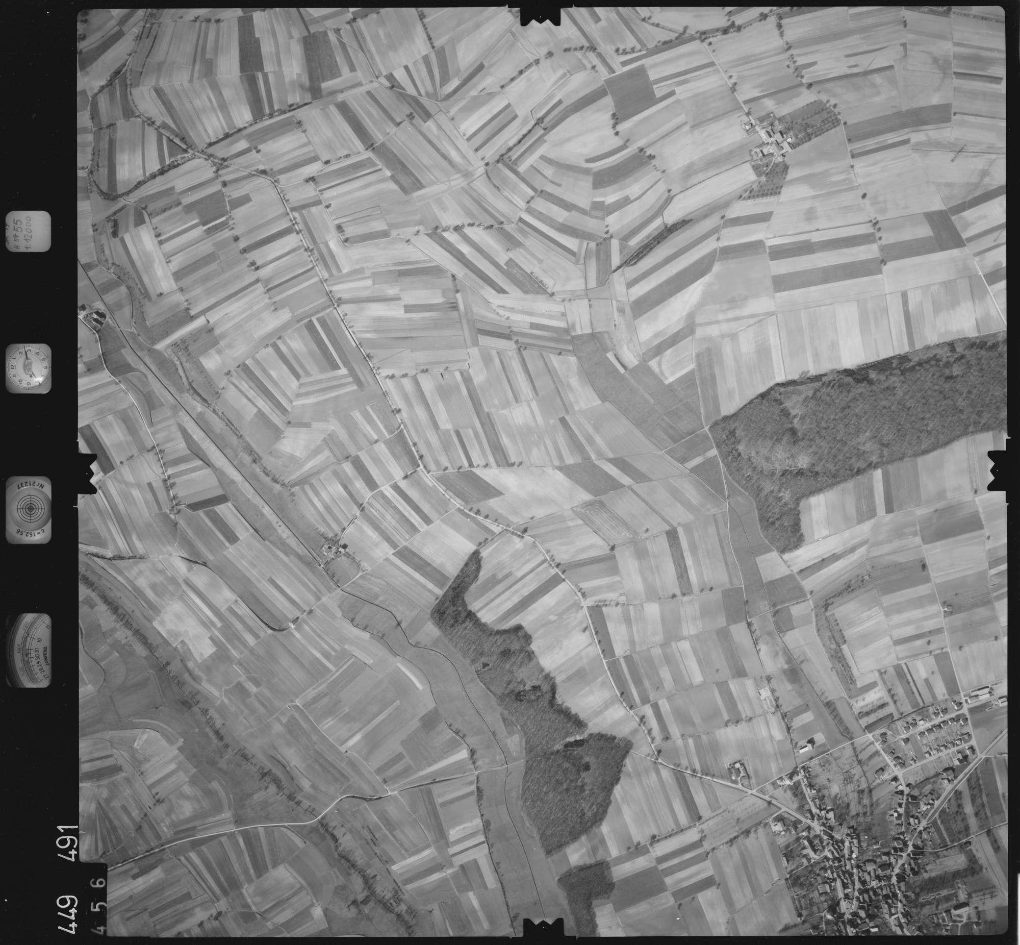 Luftbild: Film 14 Bildnr. 456, Bild 1