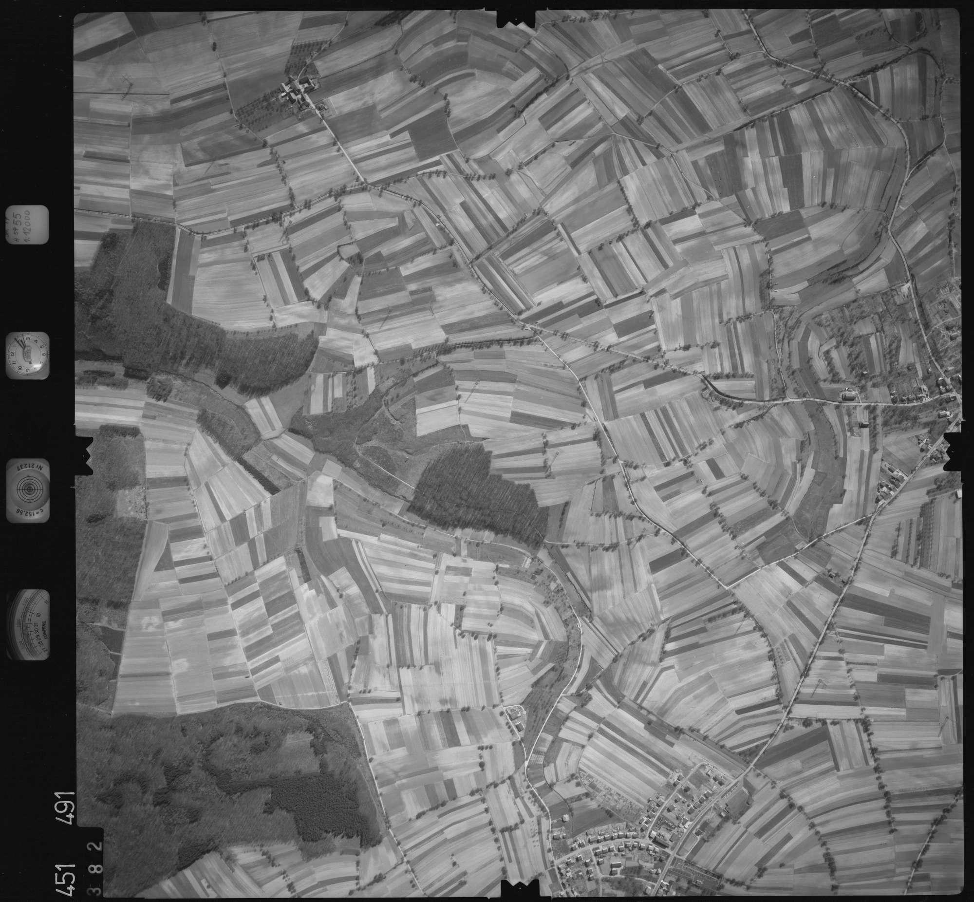 Luftbild: Film 15 Bildnr. 382, Bild 1