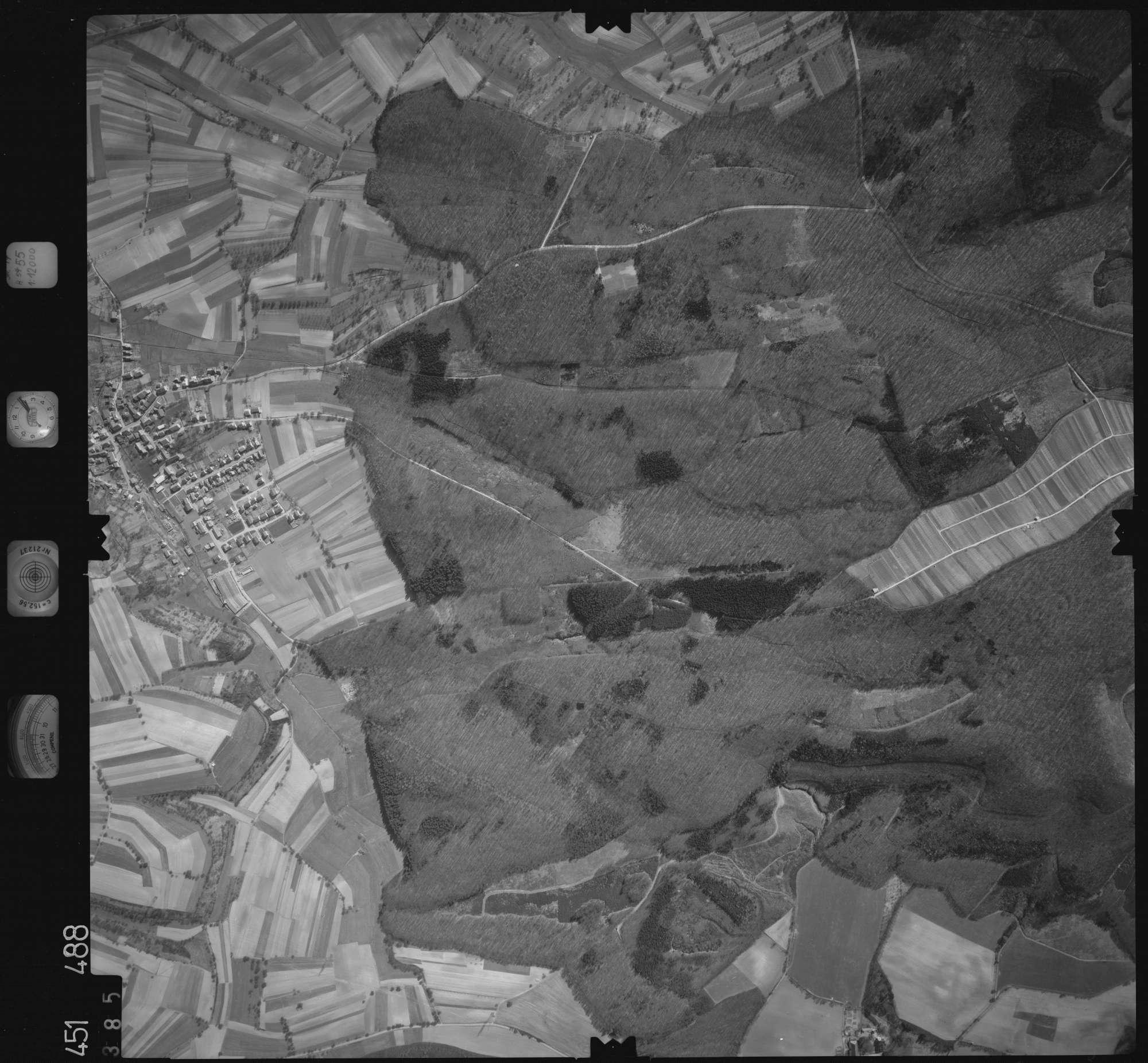 Luftbild: Film 15 Bildnr. 385, Bild 1