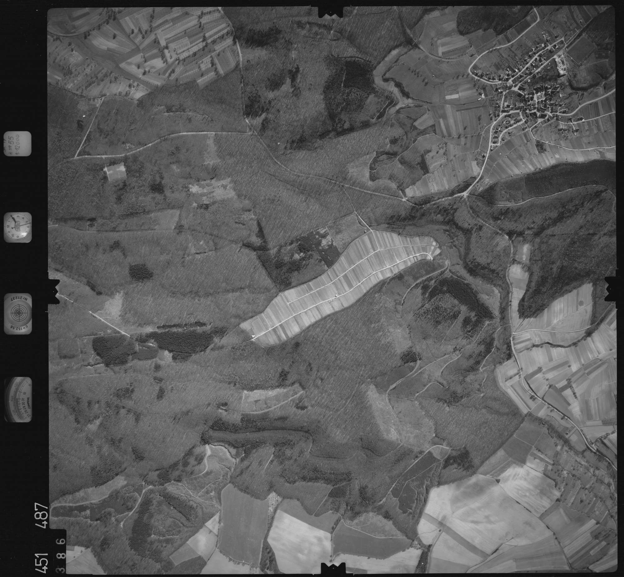 Luftbild: Film 15 Bildnr. 386, Bild 1