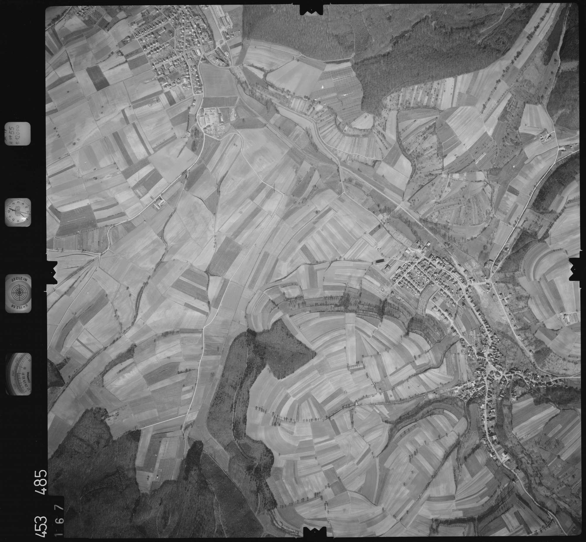 Luftbild: Film 16 Bildnr. 167, Bild 1