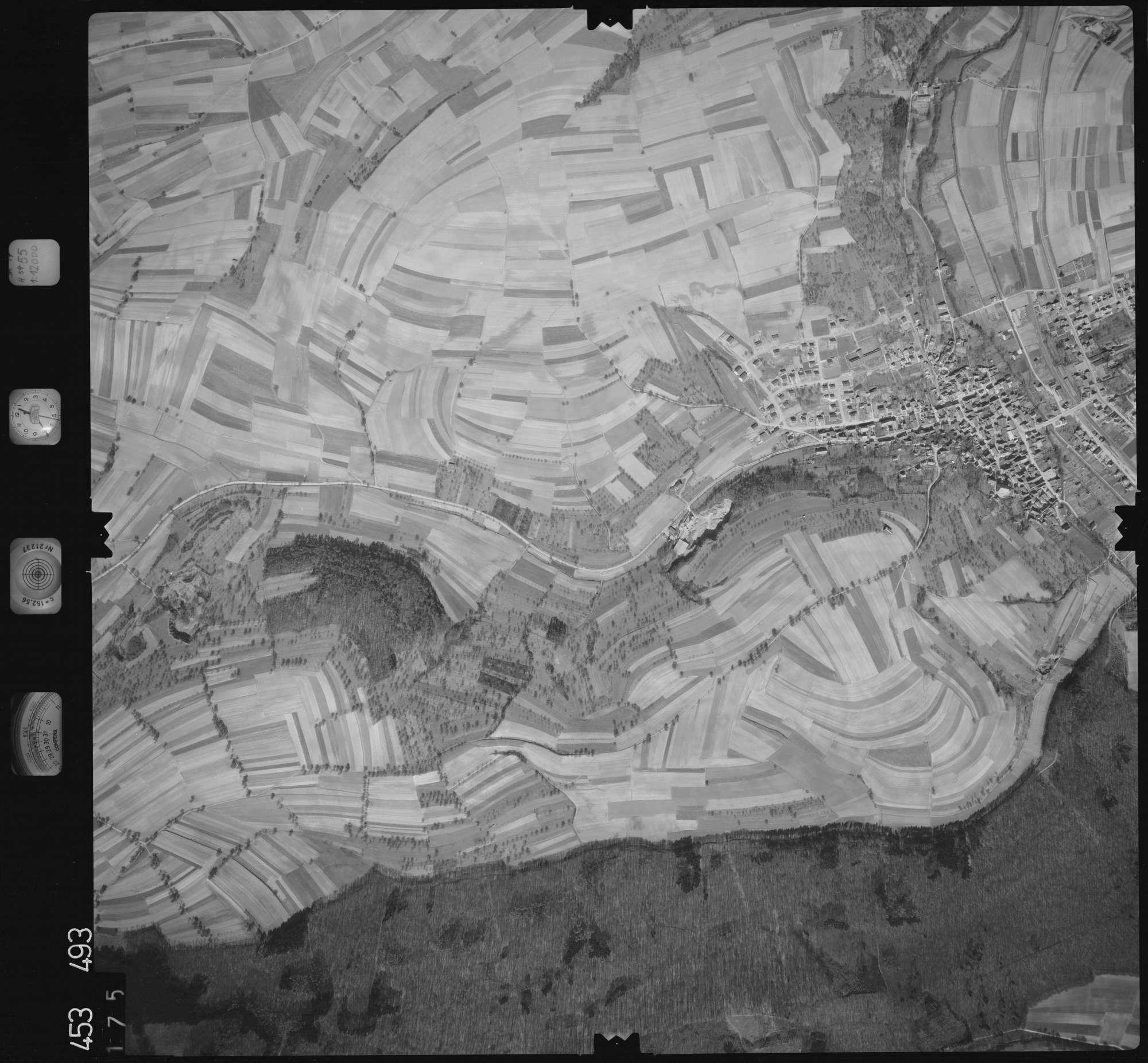 Luftbild: Film 16 Bildnr. 175, Bild 1