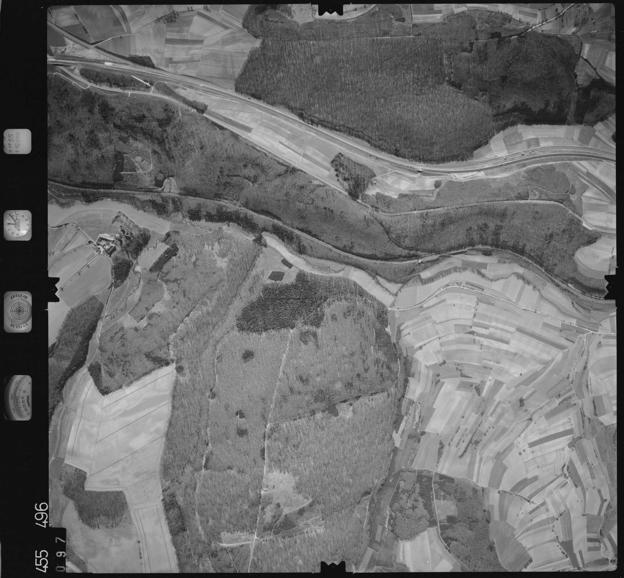 Luftbild: Film 17 Bildnr. 97, Bild 1