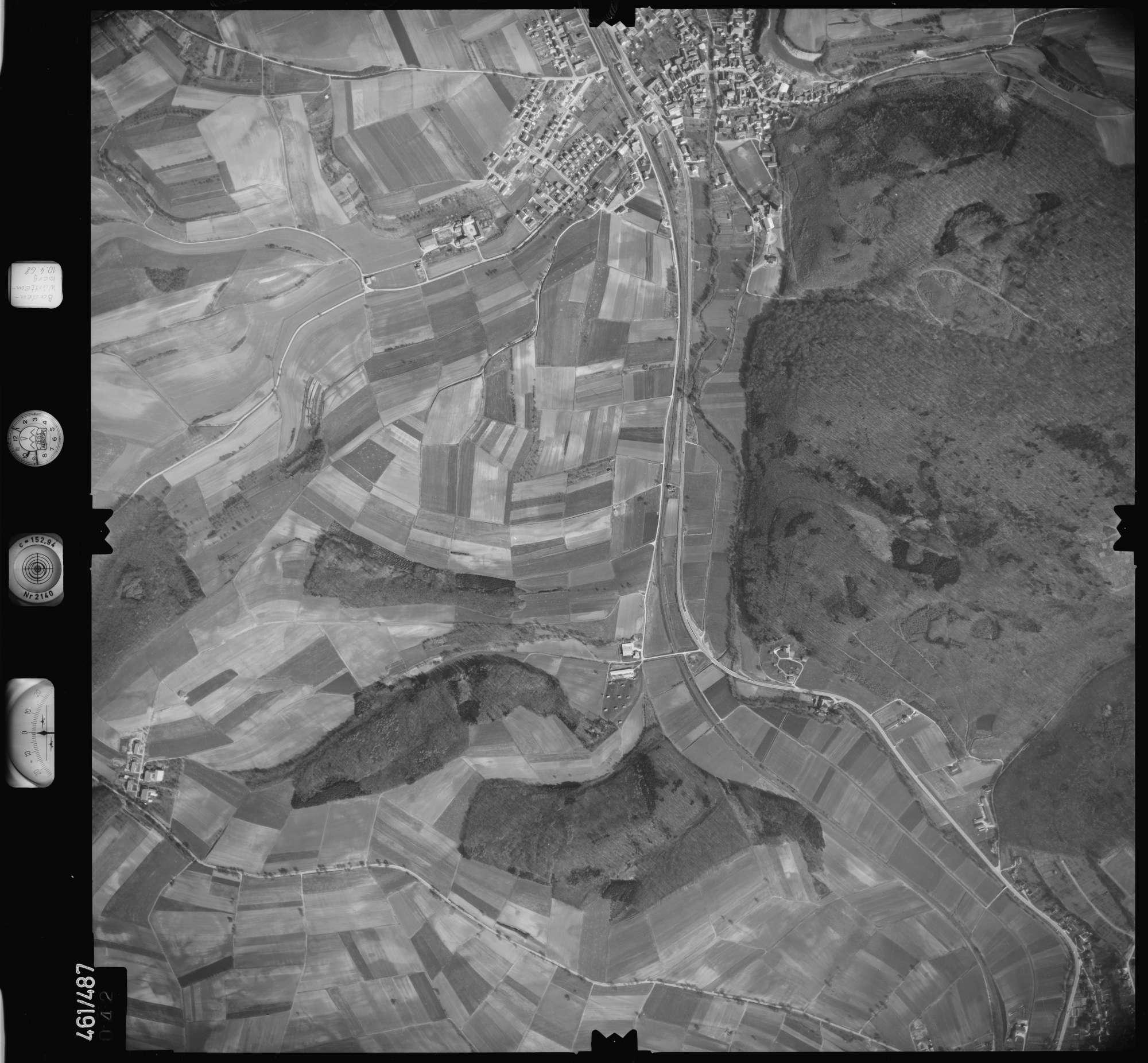 Luftbild: Film 103 Bildnr. 42, Bild 1