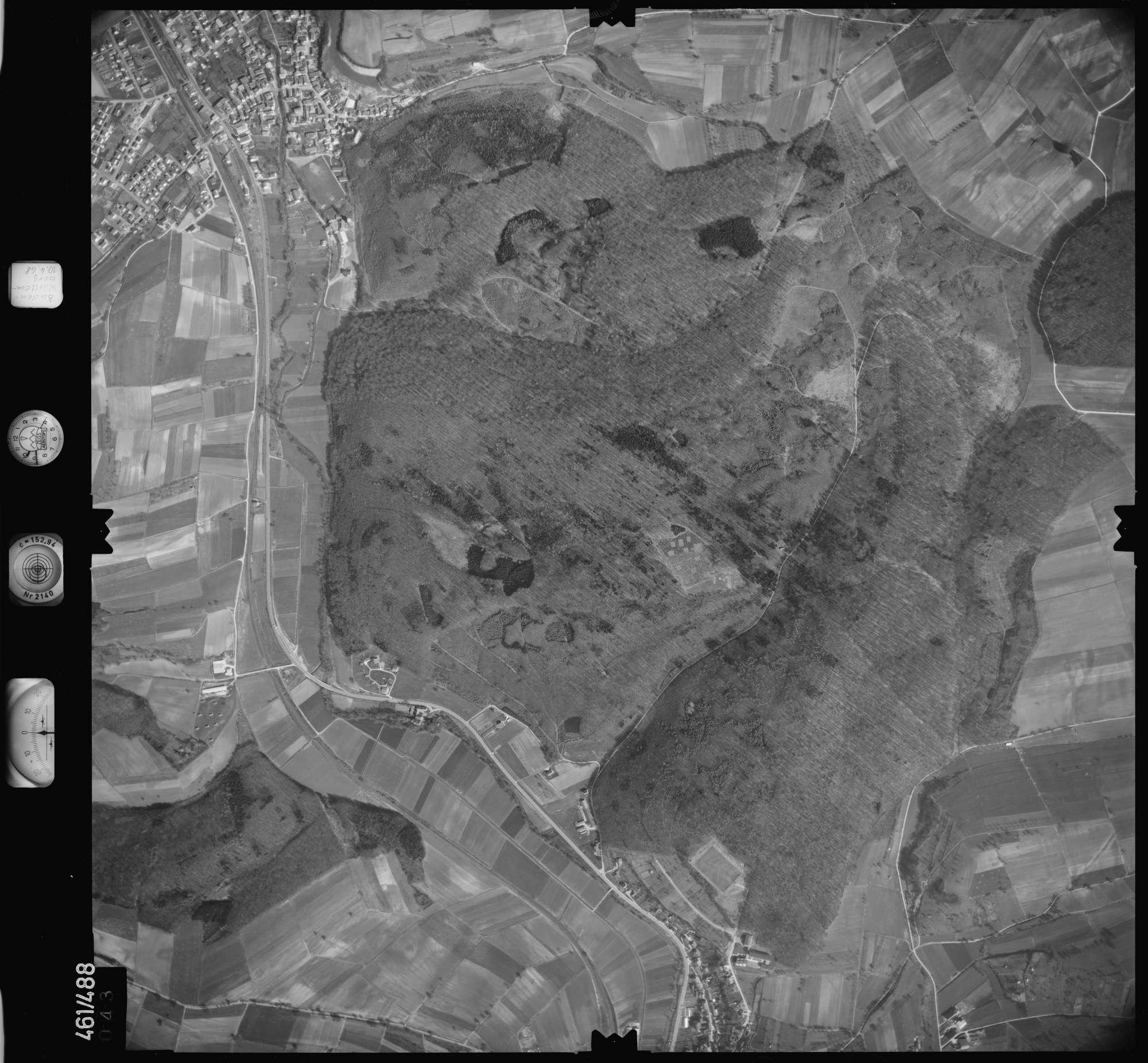 Luftbild: Film 103 Bildnr. 43, Bild 1