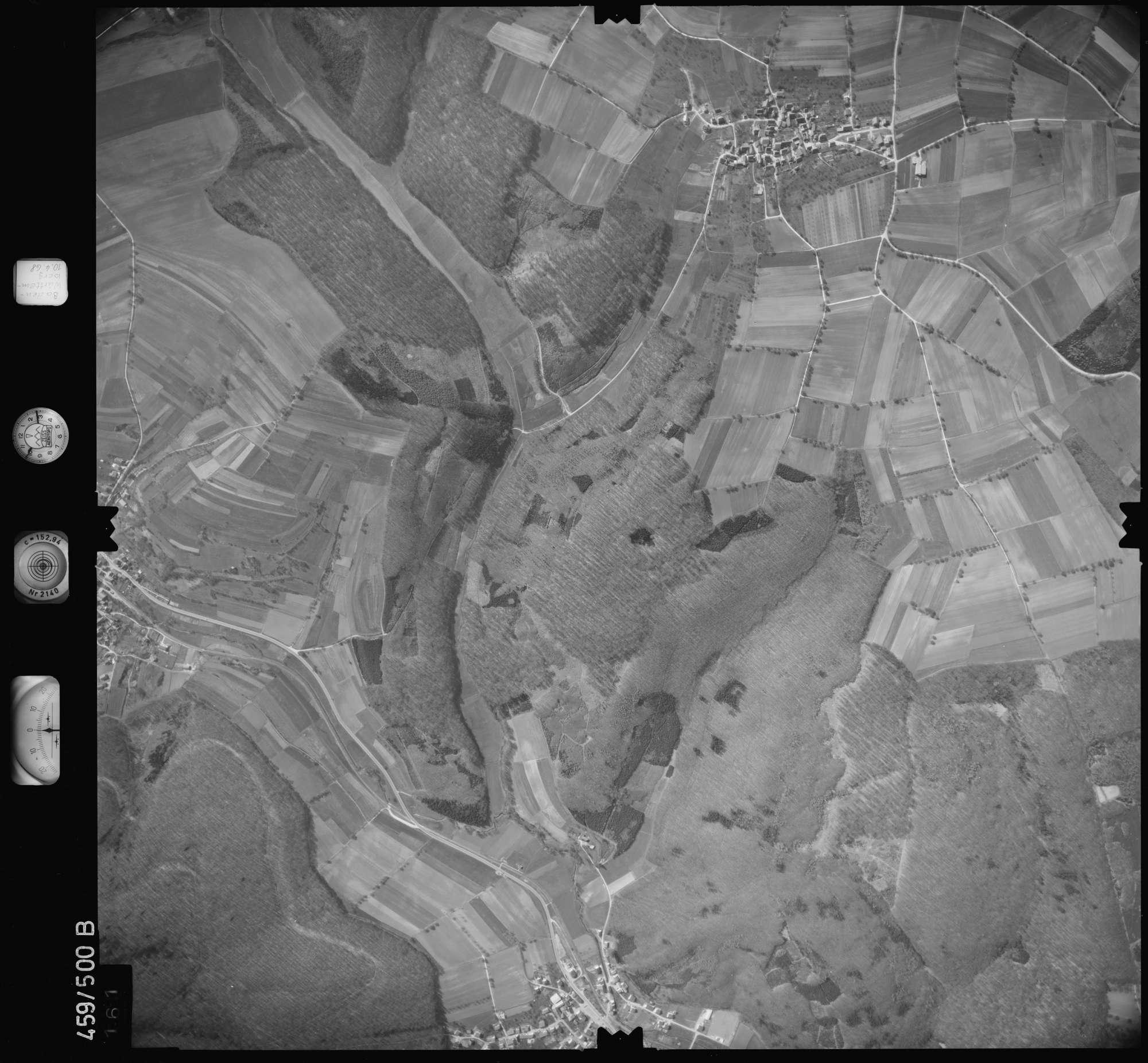 Luftbild: Film 103 Bildnr. 161, Bild 1