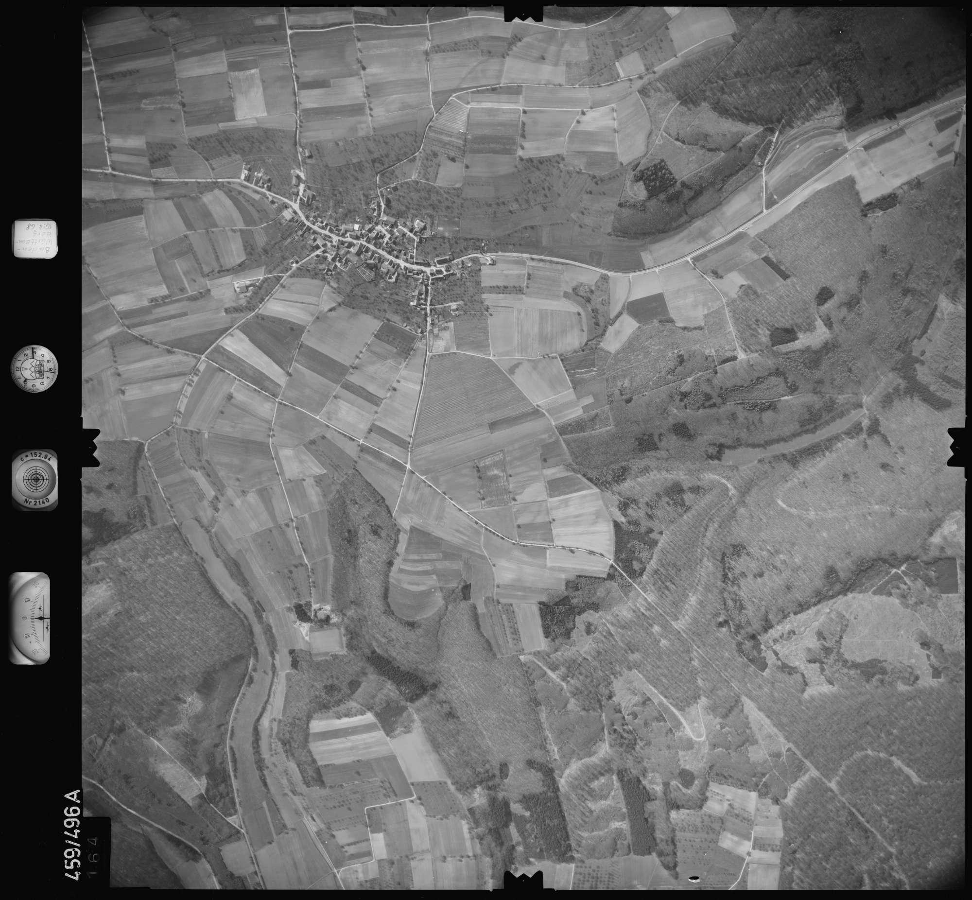 Luftbild: Film 103 Bildnr. 164, Bild 1