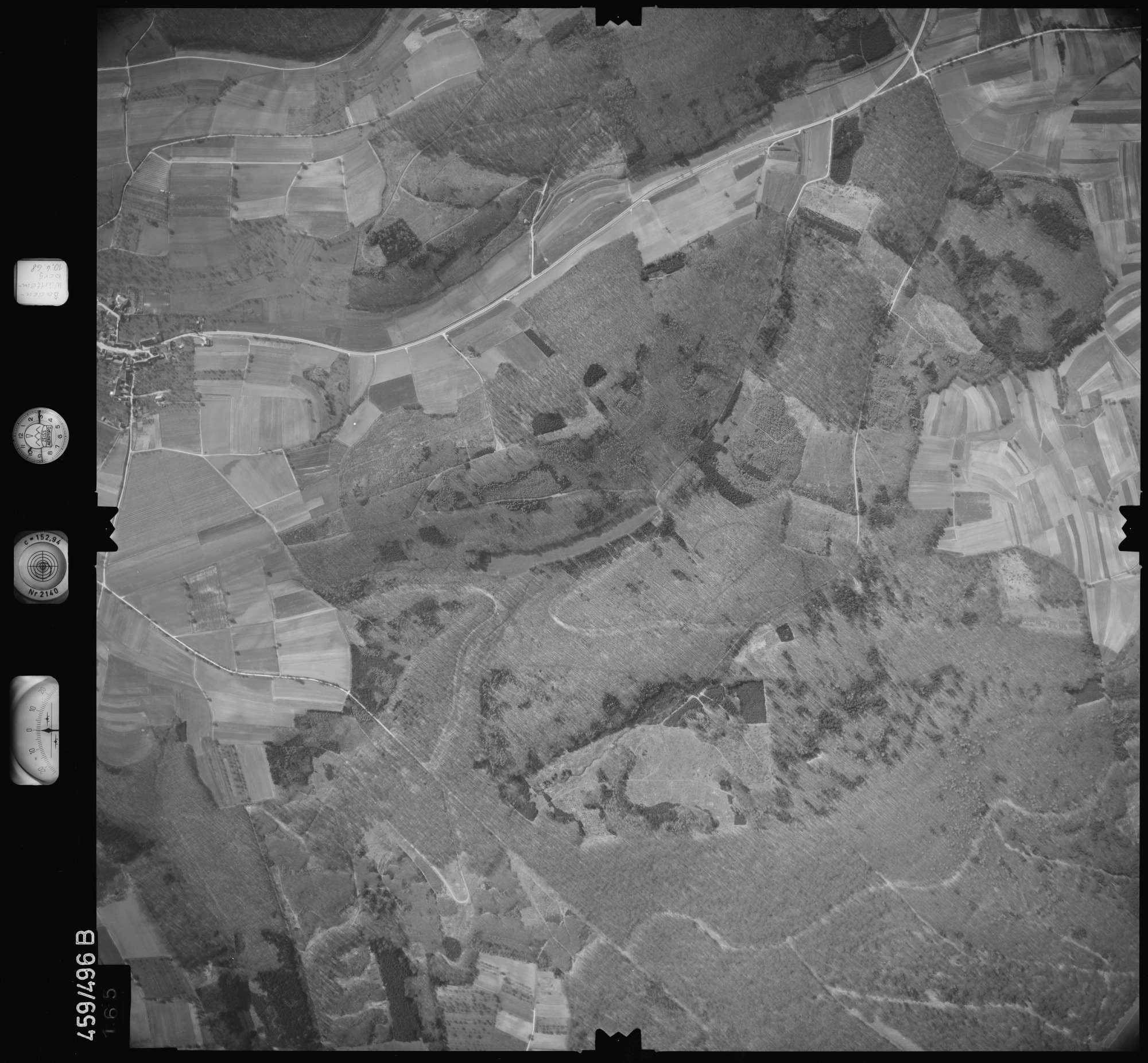Luftbild: Film 103 Bildnr. 165, Bild 1