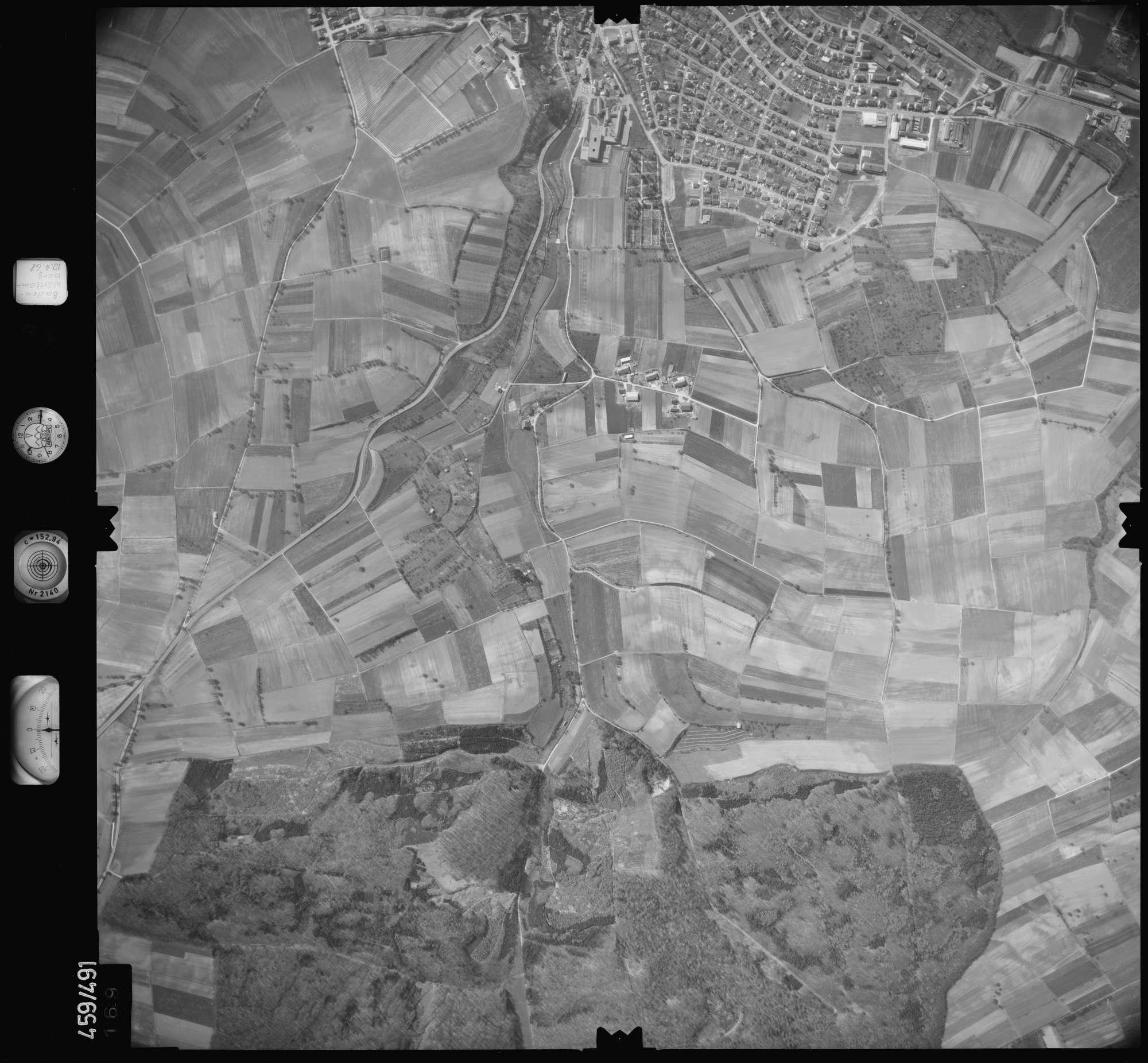 Luftbild: Film 103 Bildnr. 169, Bild 1