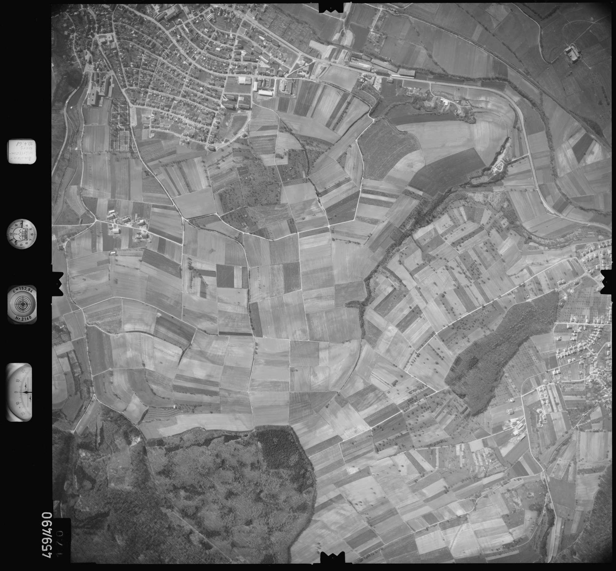 Luftbild: Film 103 Bildnr. 170, Bild 1