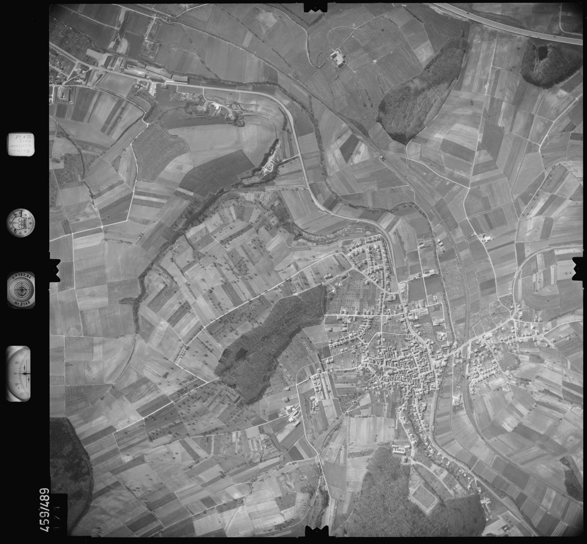 Luftbild: Film 103 Bildnr. 171, Bild 1