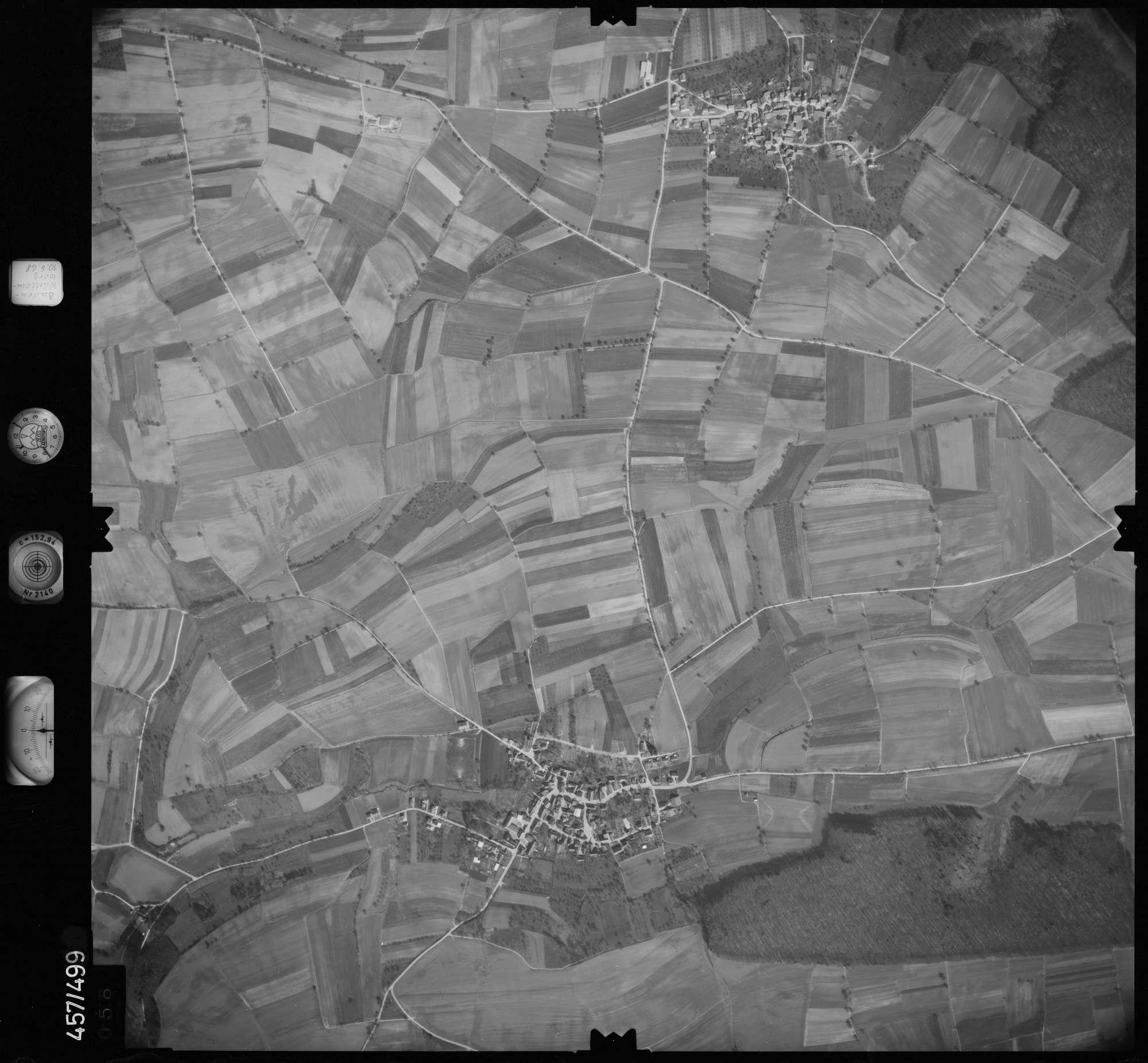 Luftbild: Film 104 Bildnr. 56, Bild 1
