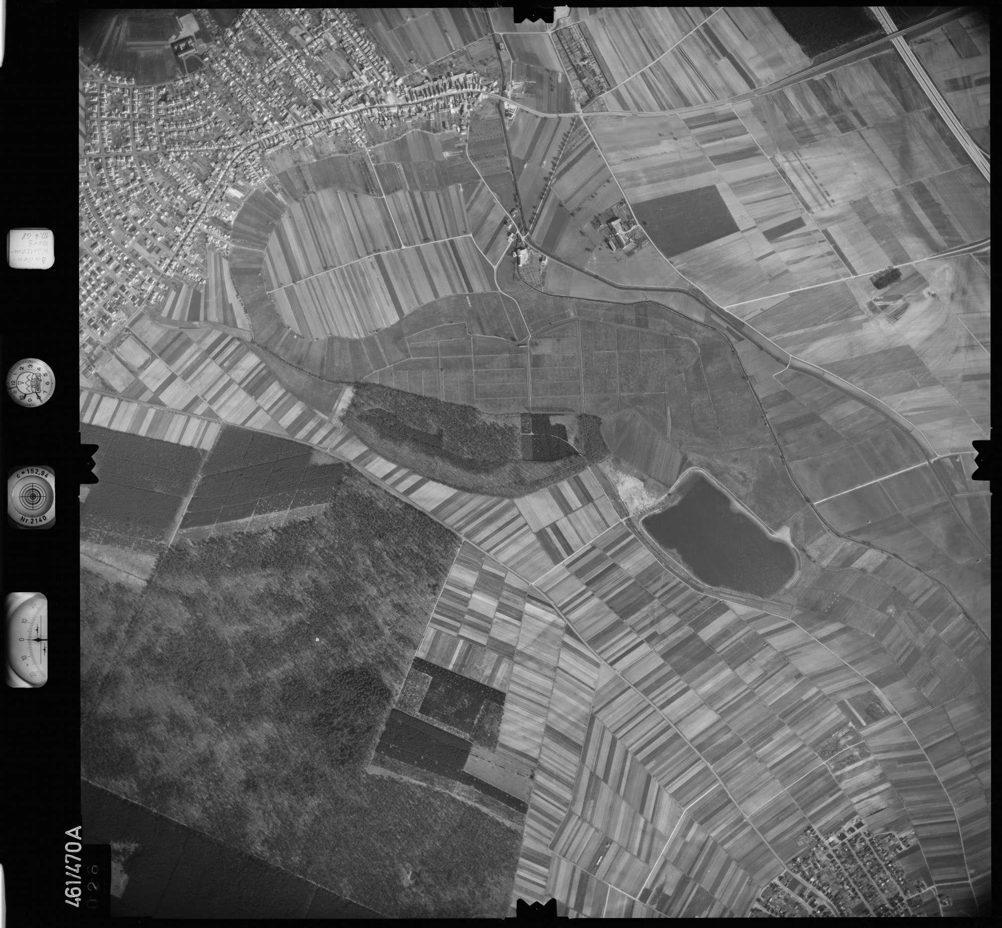 Luftbild: Film 103 Bildnr. 26, Bild 1