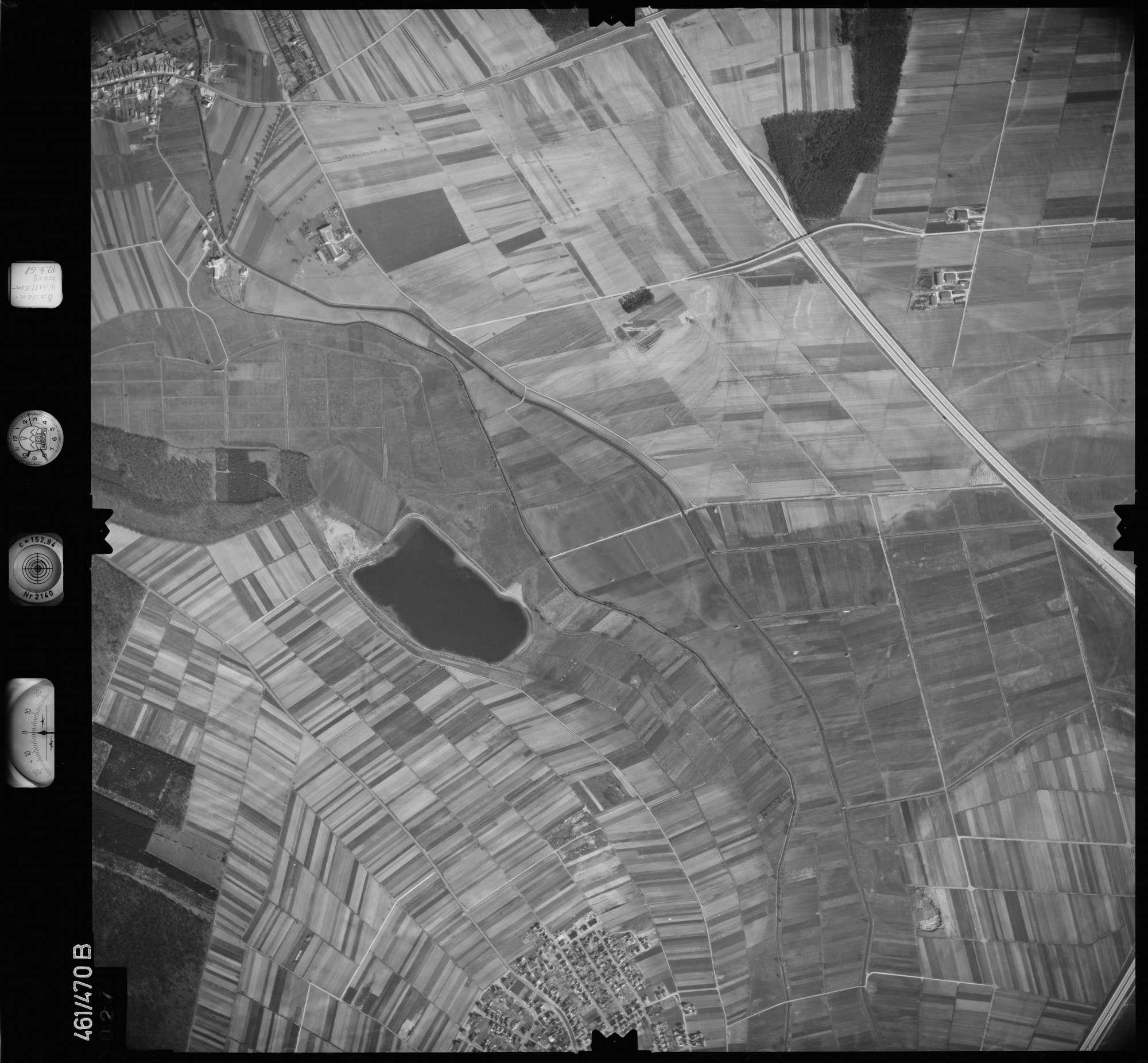 Luftbild: Film 103 Bildnr. 27, Bild 1