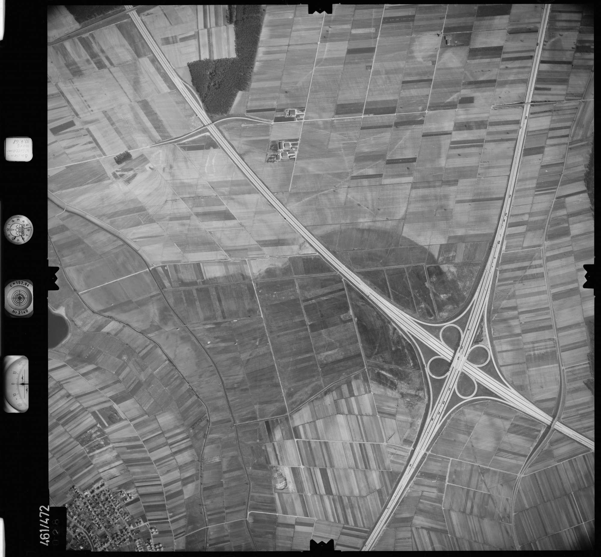 Luftbild: Film 103 Bildnr. 28, Bild 1