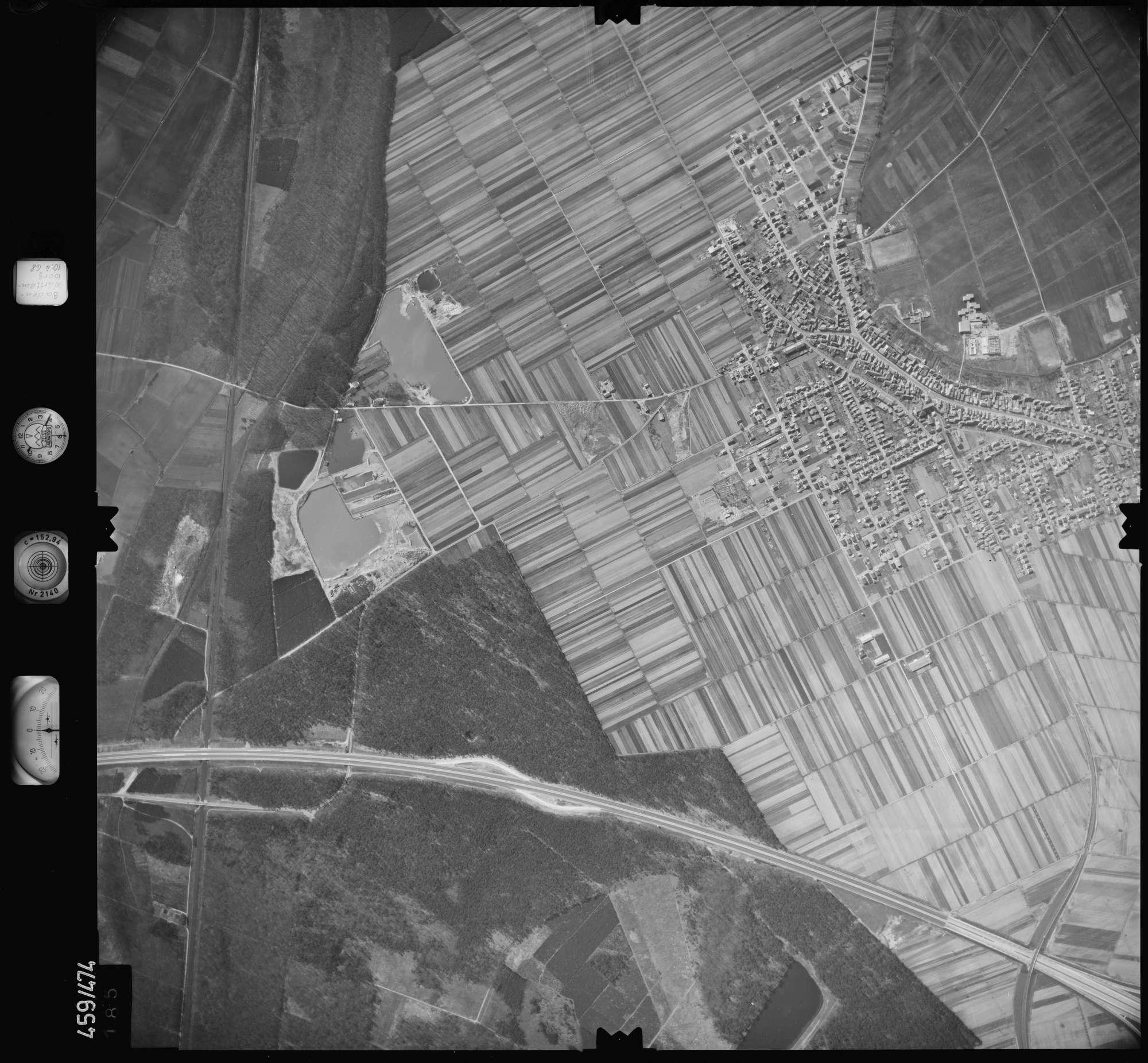 Luftbild: Film 103 Bildnr. 185, Bild 1