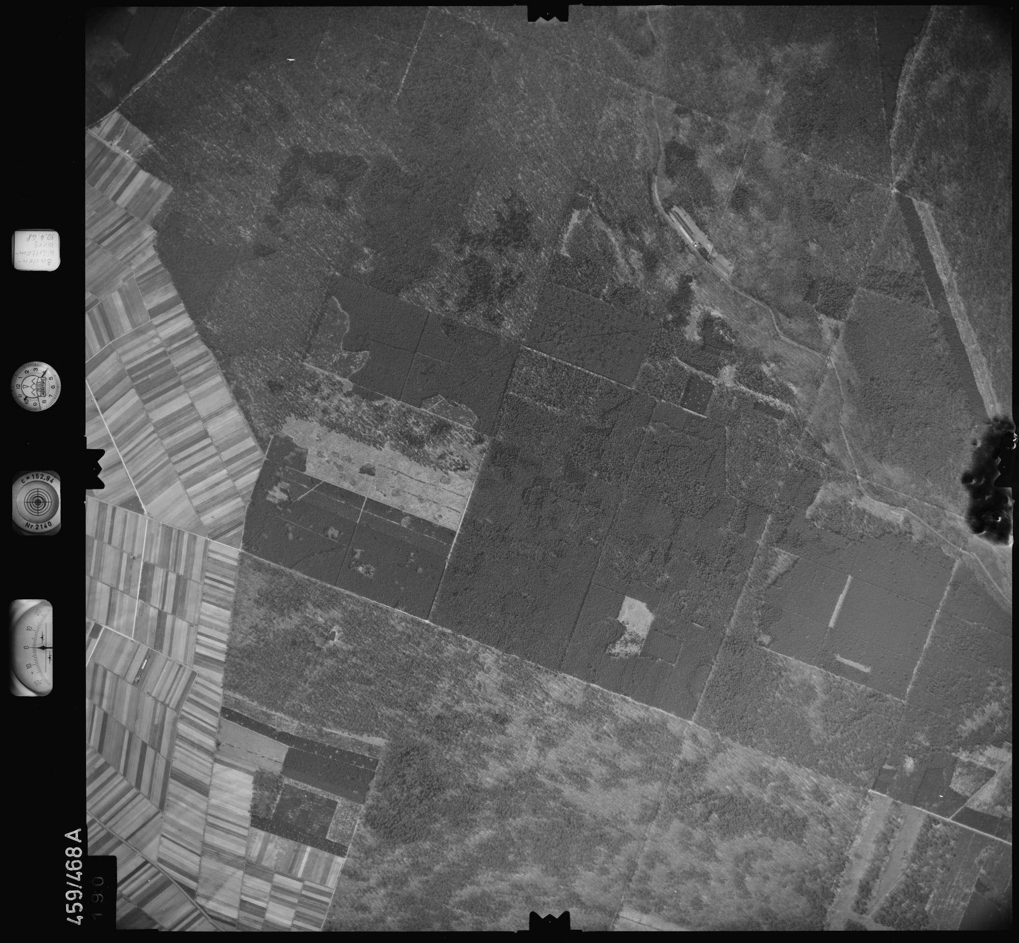 Luftbild: Film 103 Bildnr. 190, Bild 1