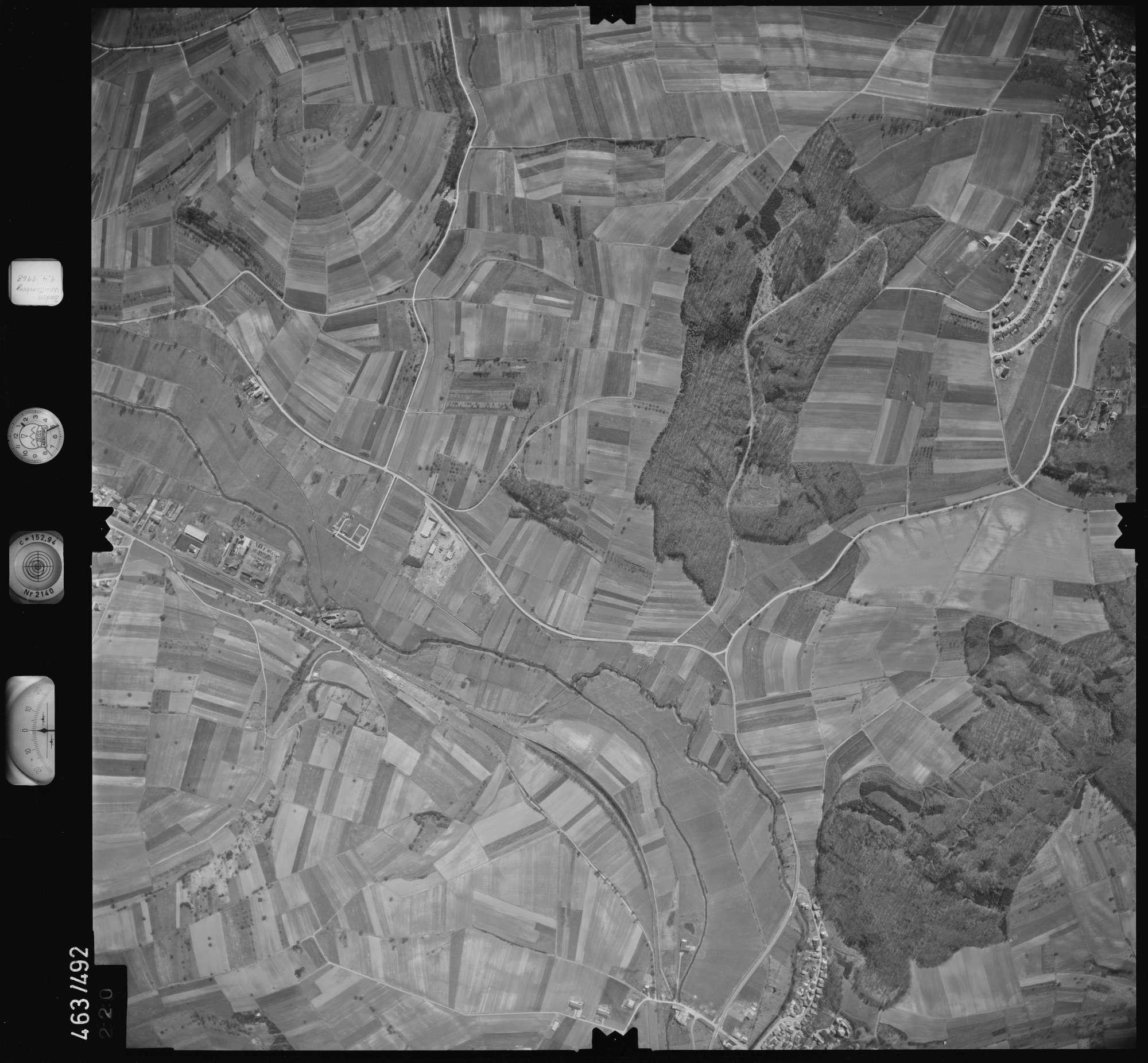 Luftbild: Film 102 Bildnr. 220, Bild 1