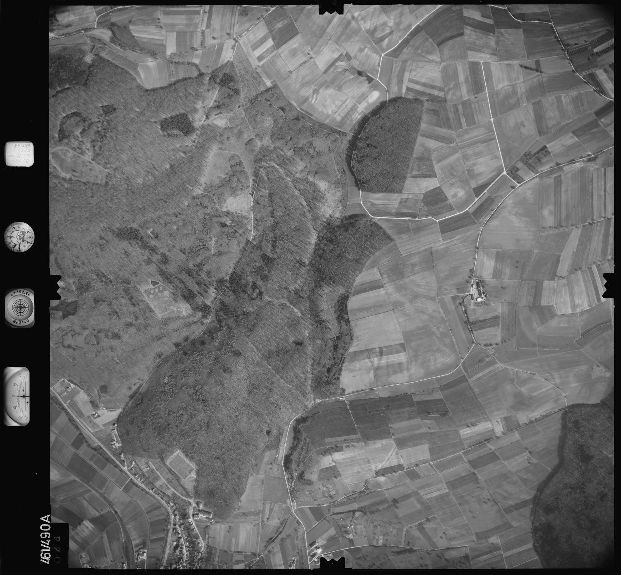 Luftbild: Film 103 Bildnr. 44, Bild 1