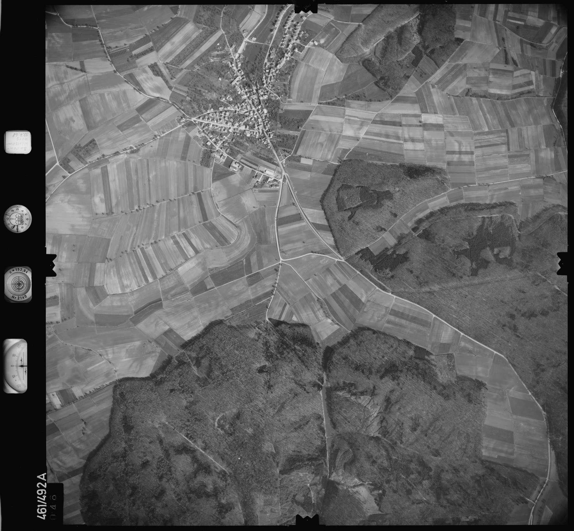 Luftbild: Film 103 Bildnr. 46, Bild 1
