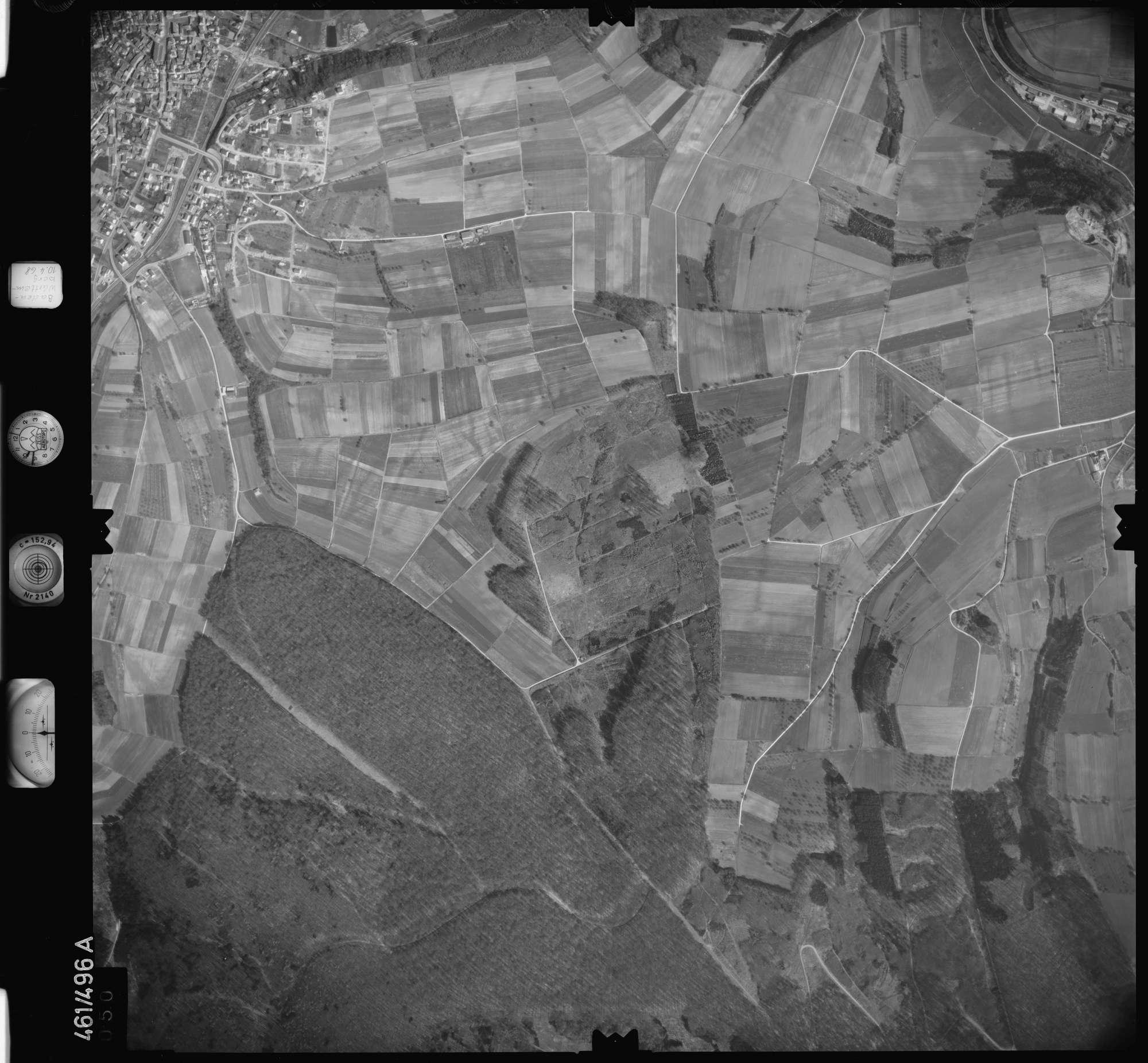 Luftbild: Film 103 Bildnr. 50, Bild 1