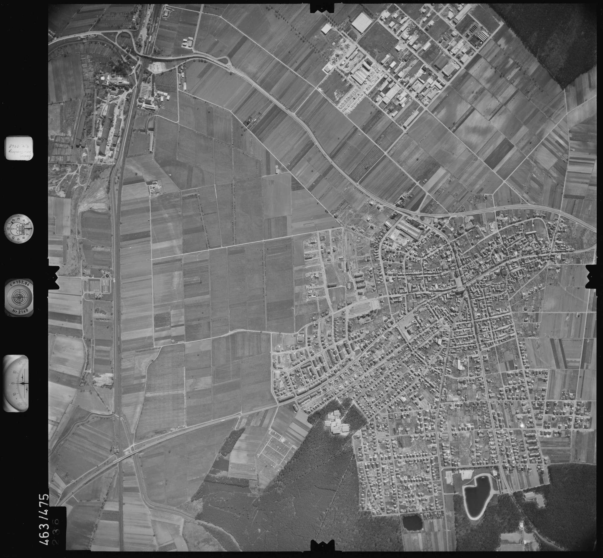 Luftbild: Film 102 Bildnr. 236, Bild 1