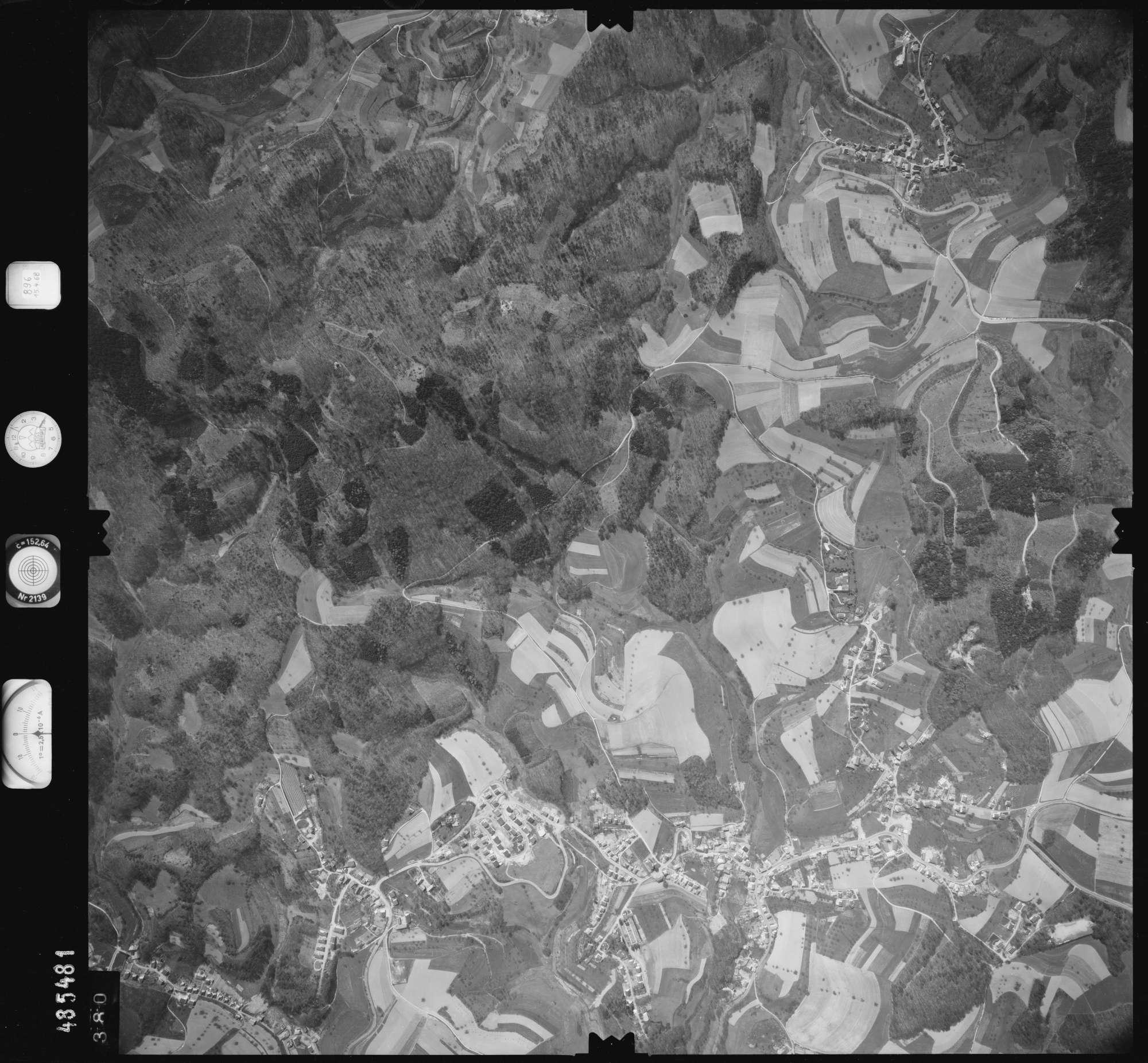 Luftbild: Film 896 Bildnr. 380, Bild 1