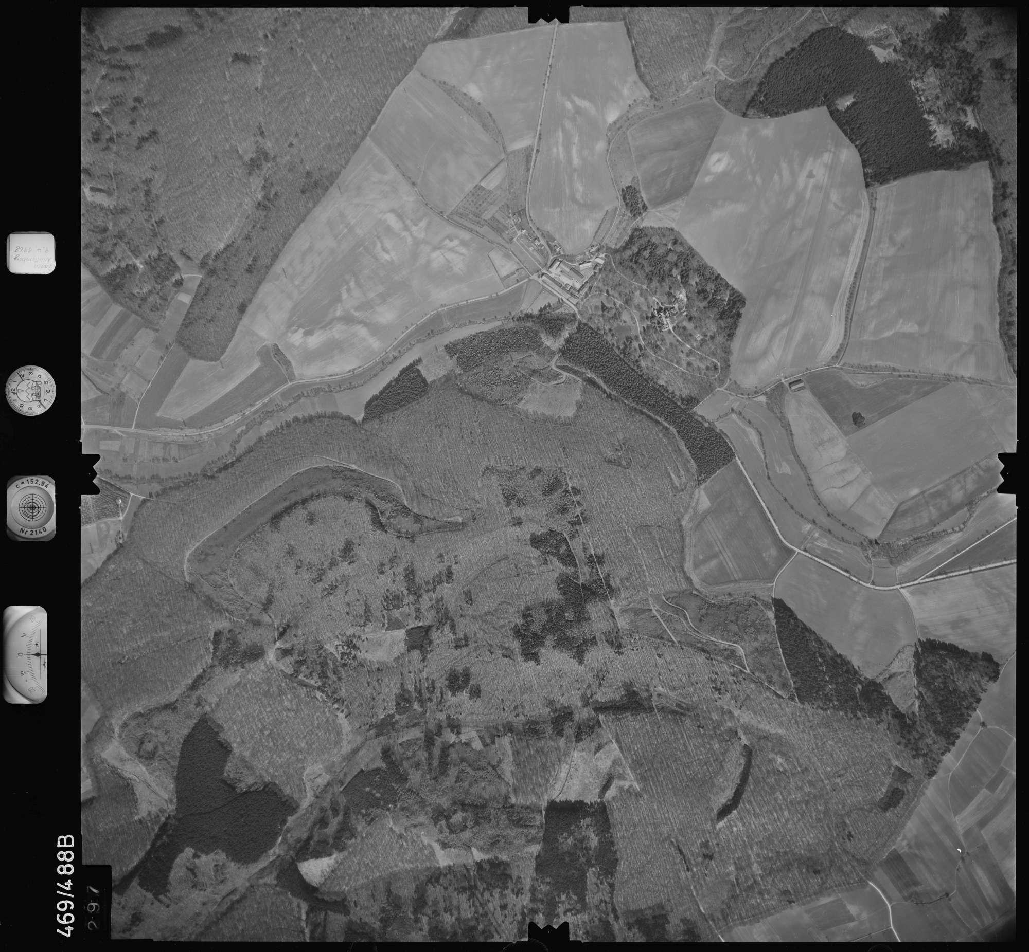 Luftbild: Film 101 Bildnr. 297, Bild 1