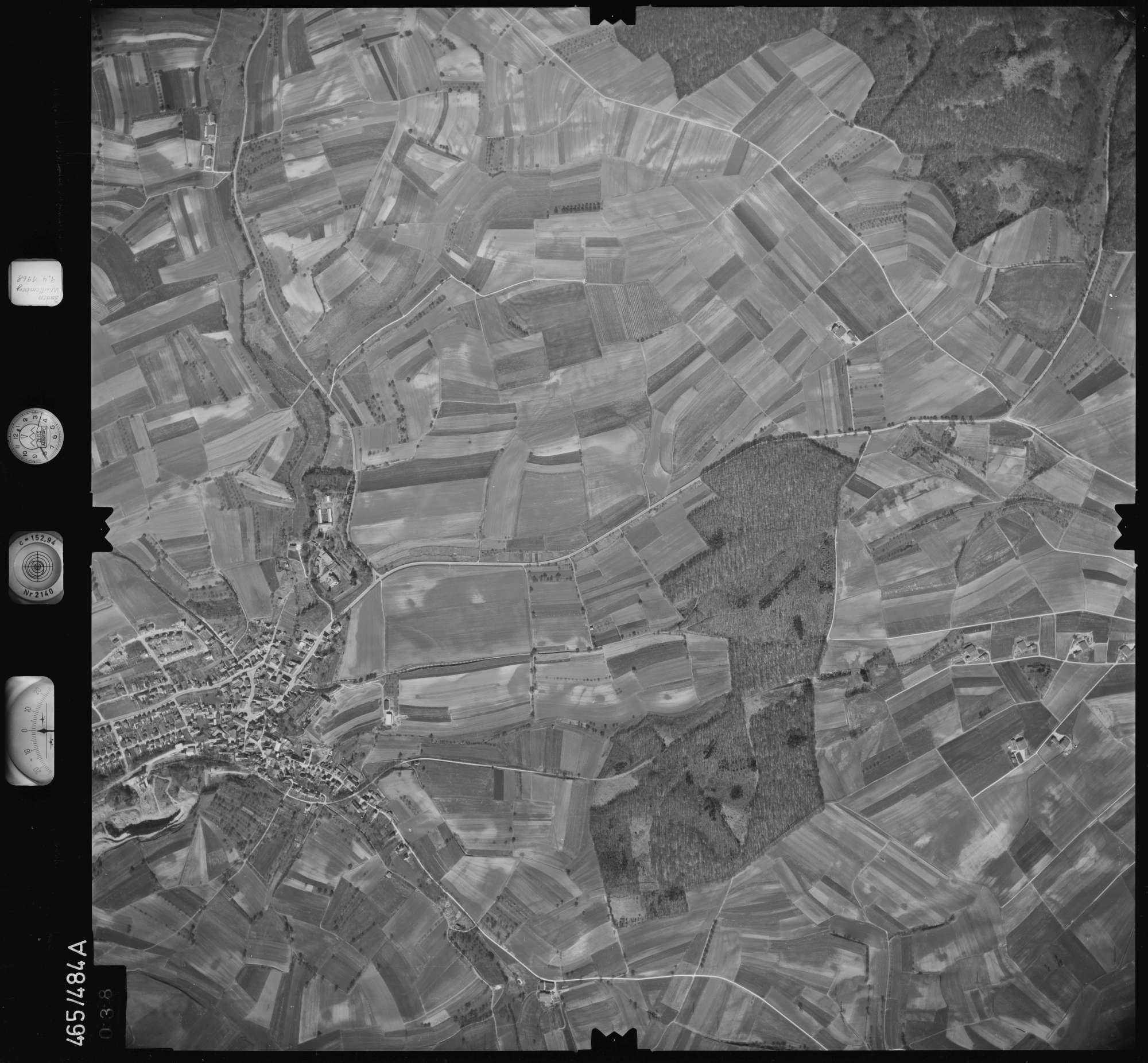 Luftbild: Film 102 Bildnr. 38, Bild 1