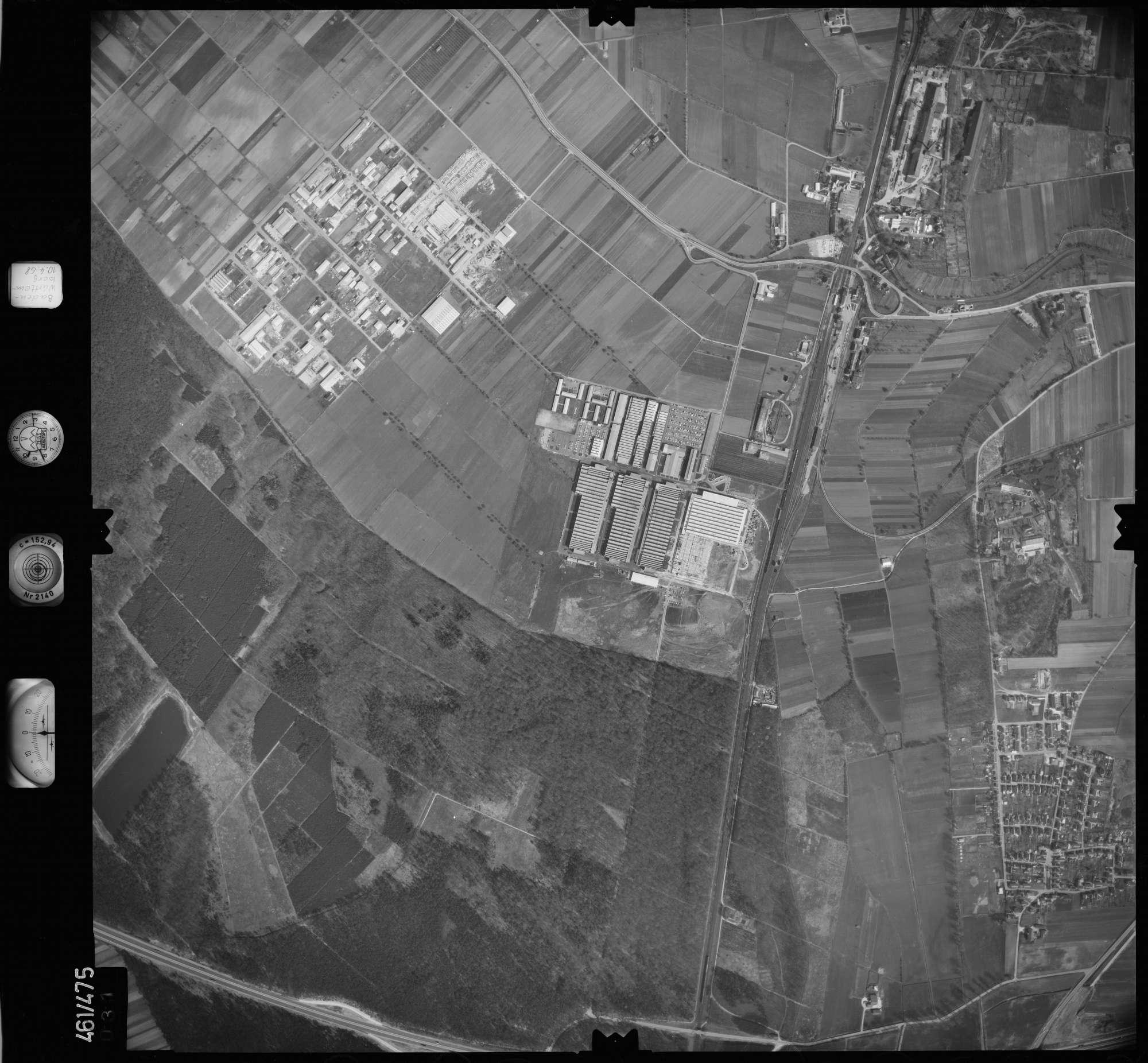 Luftbild: Film 103 Bildnr. 31, Bild 1