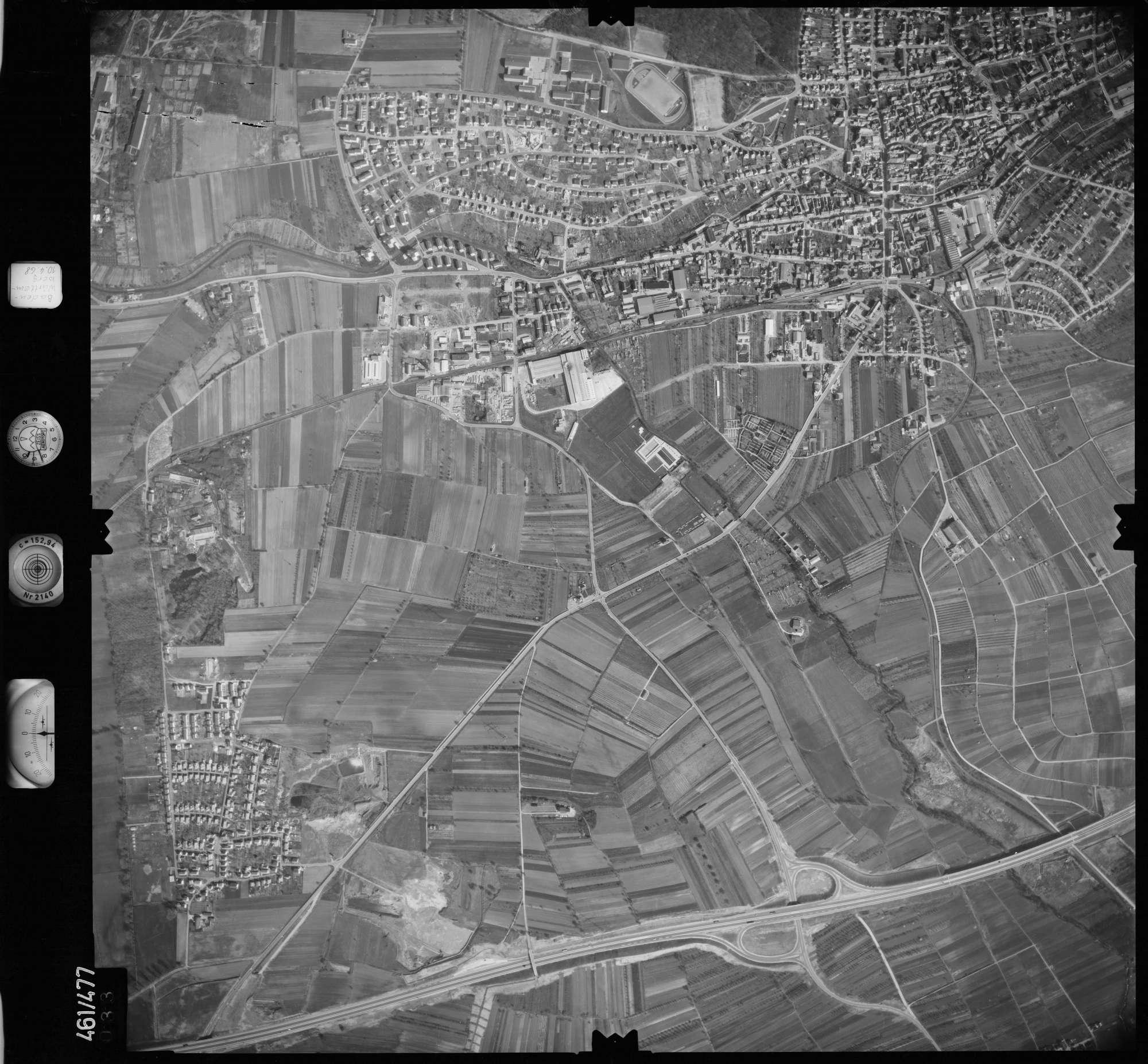 Luftbild: Film 103 Bildnr. 33, Bild 1