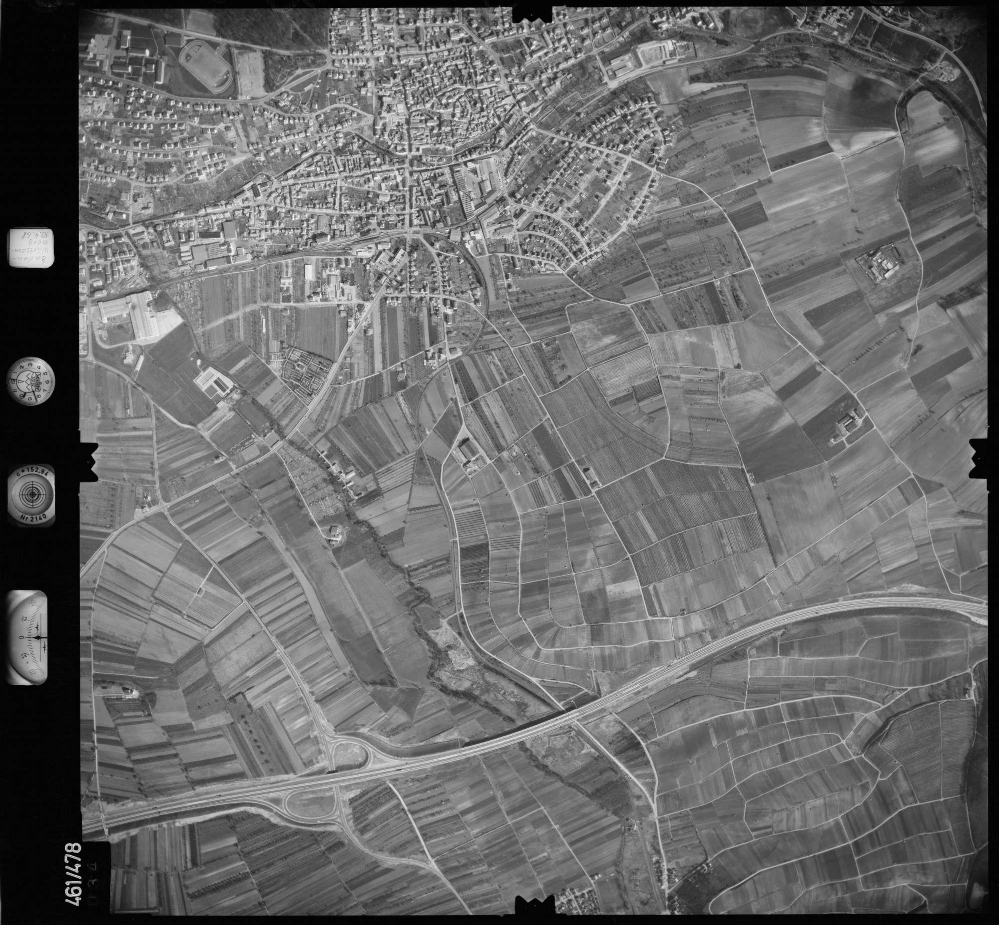 Luftbild: Film 103 Bildnr. 34, Bild 1