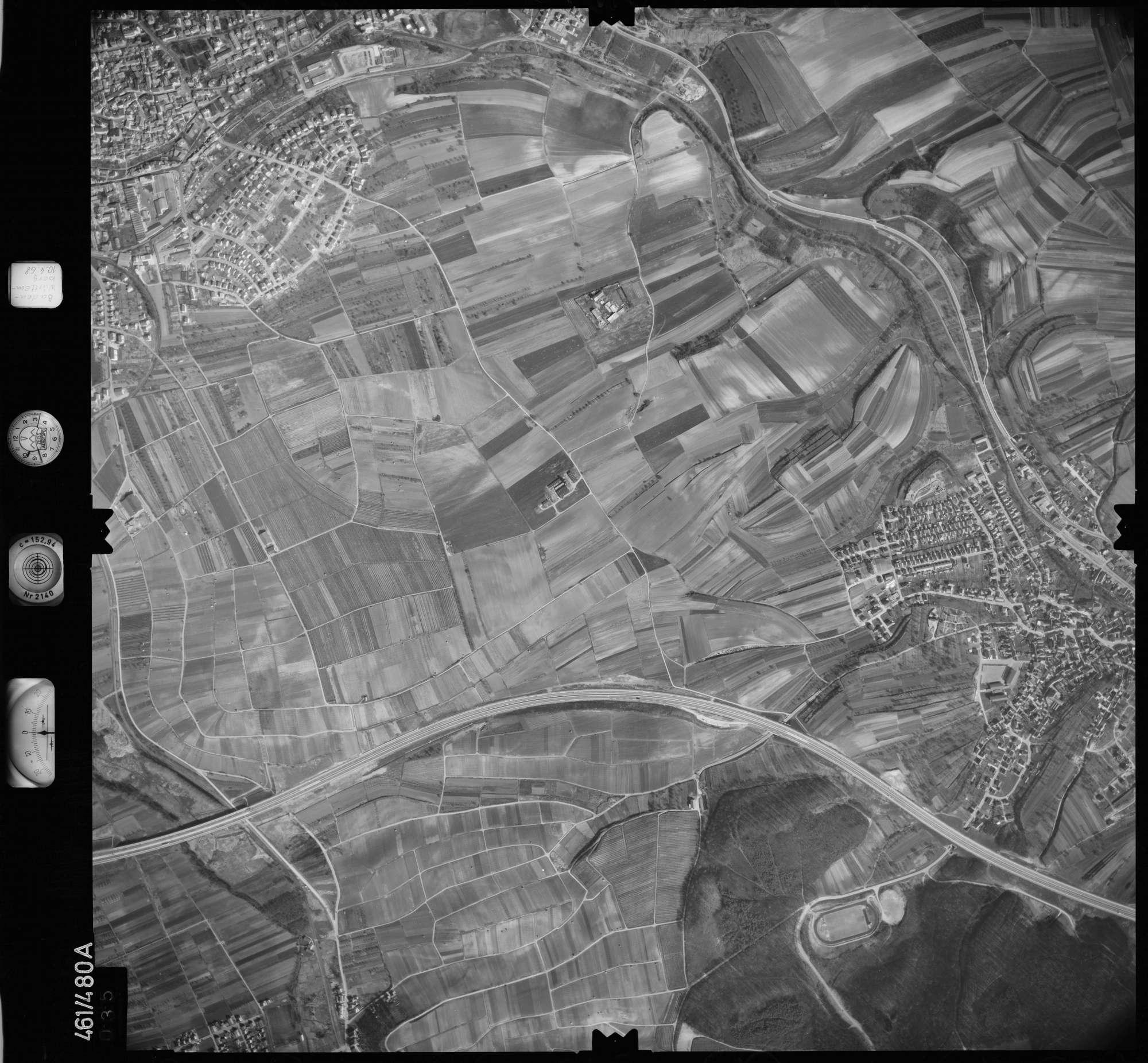 Luftbild: Film 103 Bildnr. 35, Bild 1