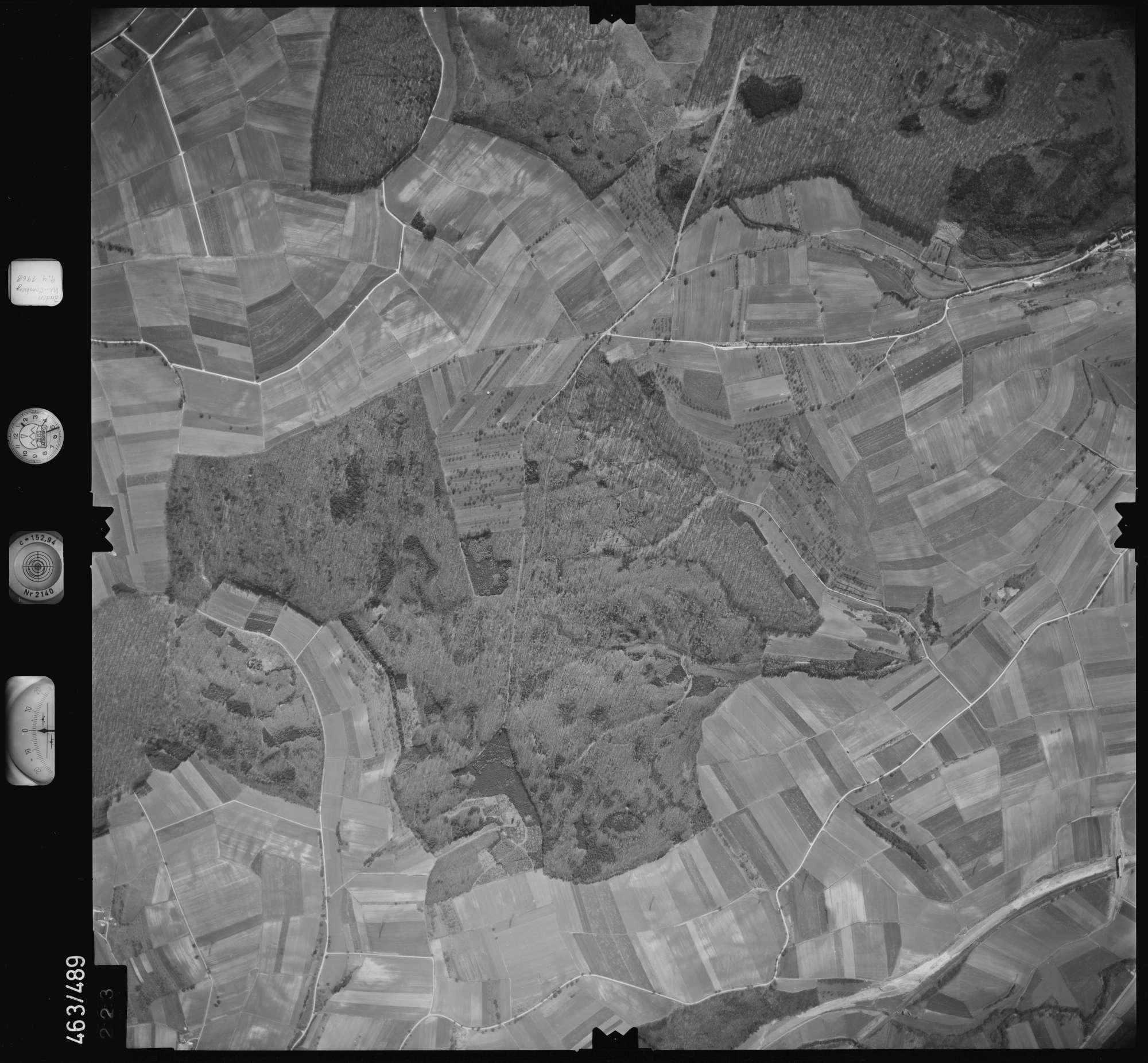 Luftbild: Film 102 Bildnr. 223, Bild 1