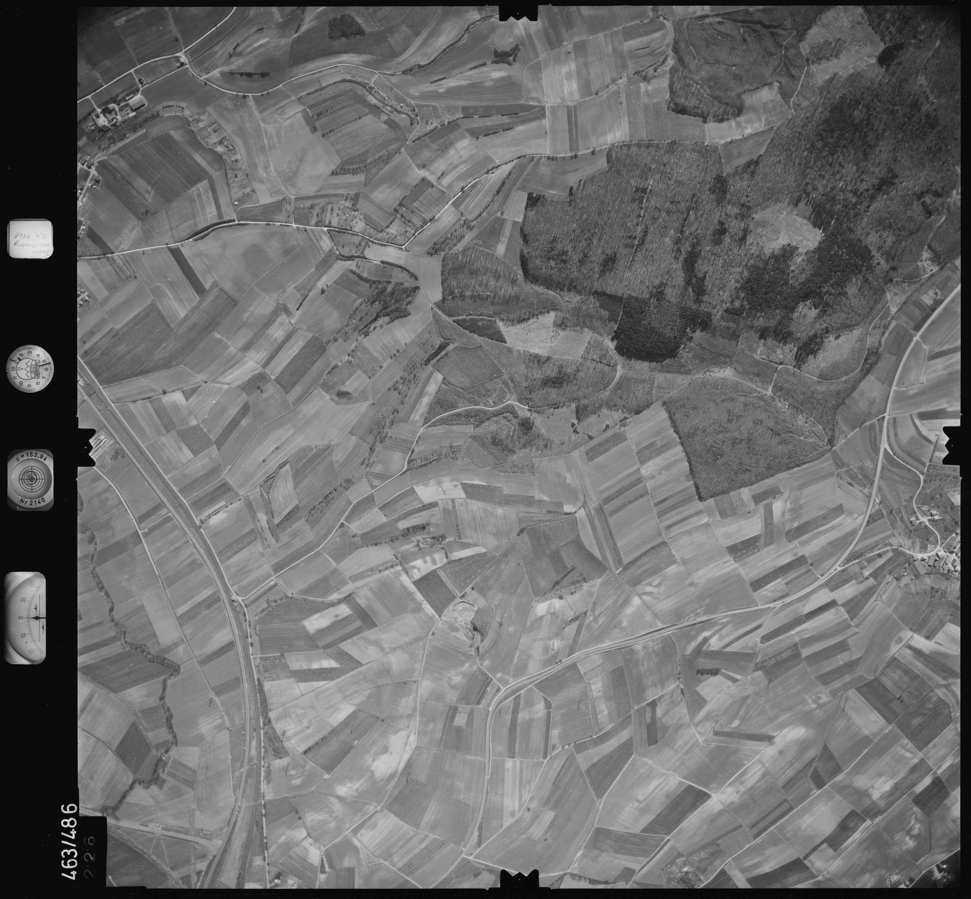 Luftbild: Film 102 Bildnr. 226, Bild 1