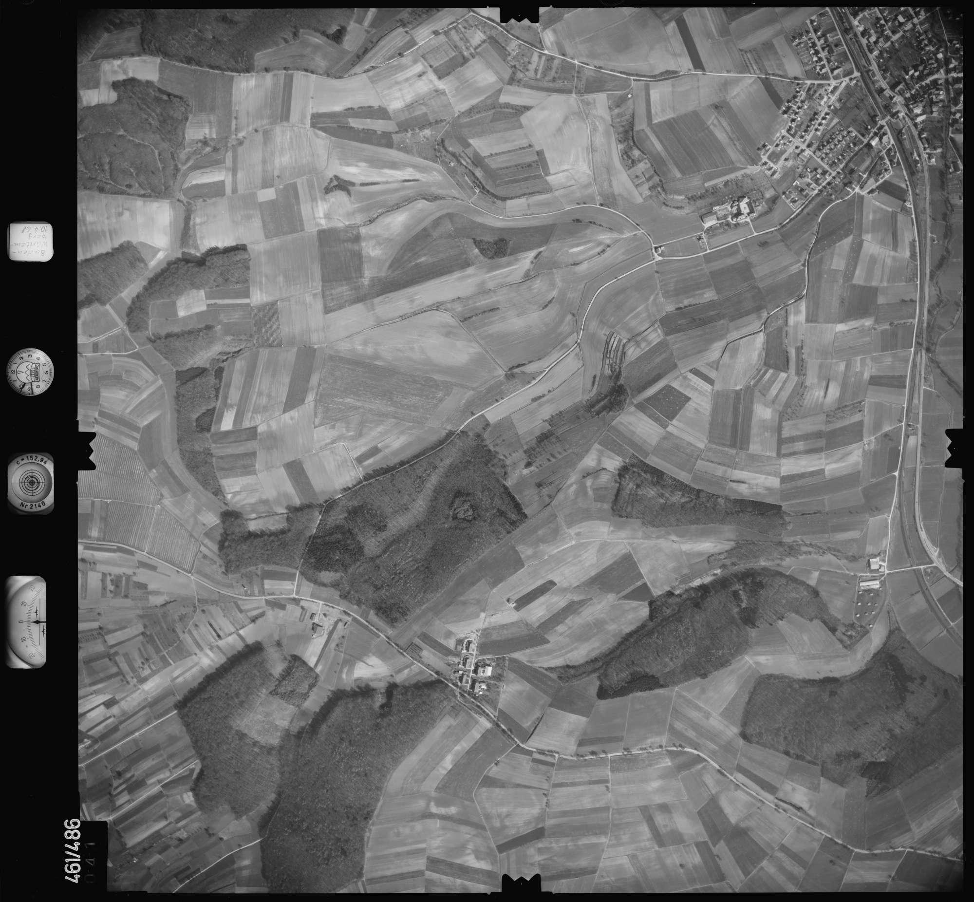 Luftbild: Film 103 Bildnr. 41, Bild 1