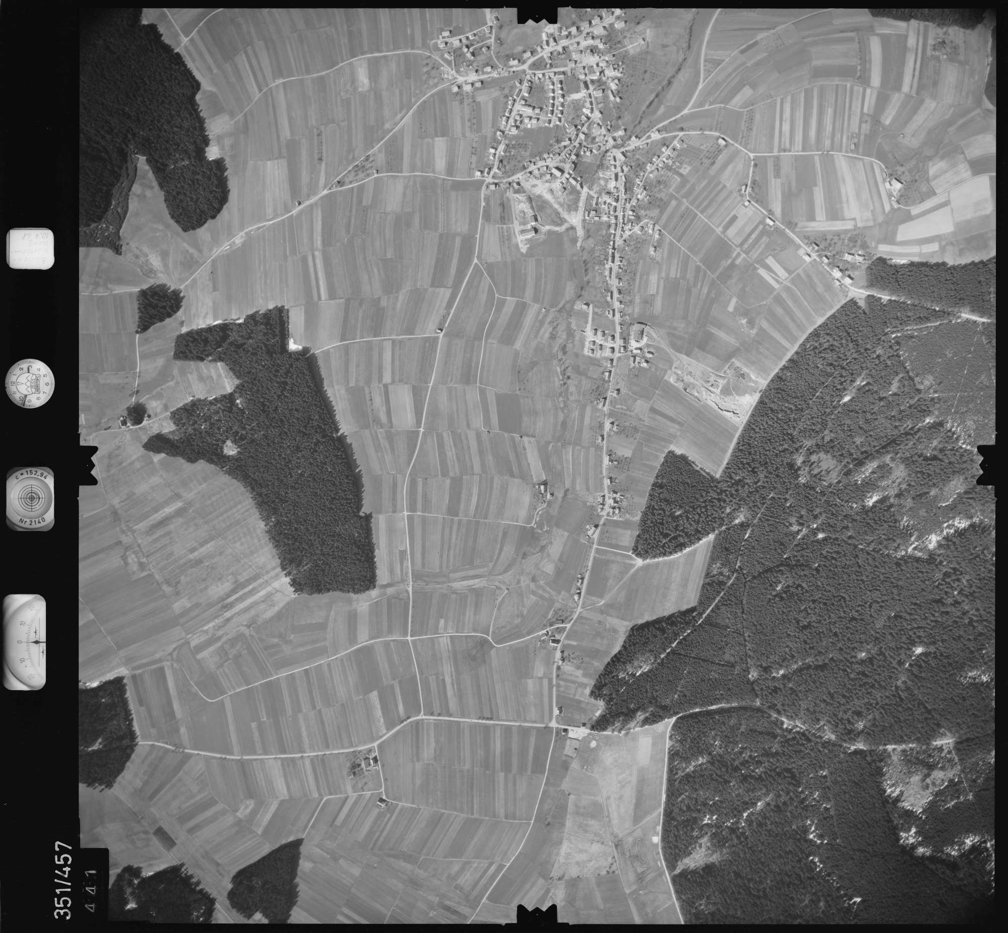 Luftbild: Film 41 Bildnr. 441, Bild 1