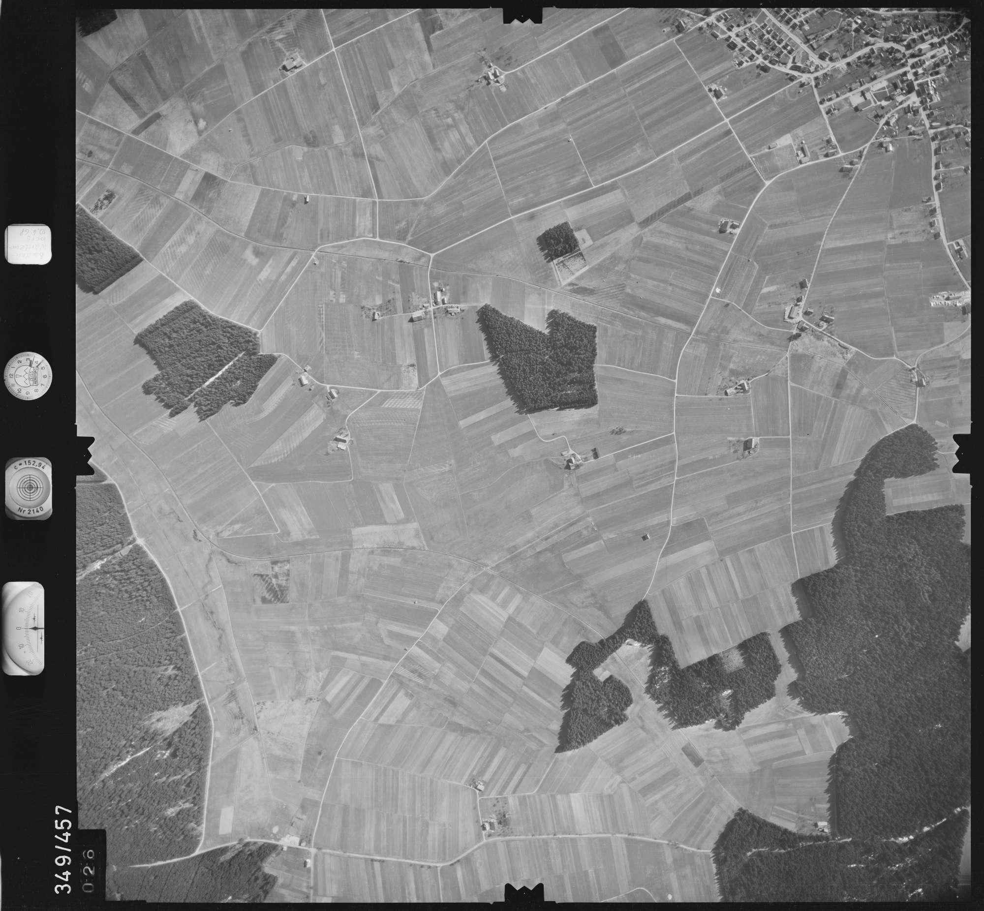 Luftbild: Film 43 Bildnr. 26, Bild 1