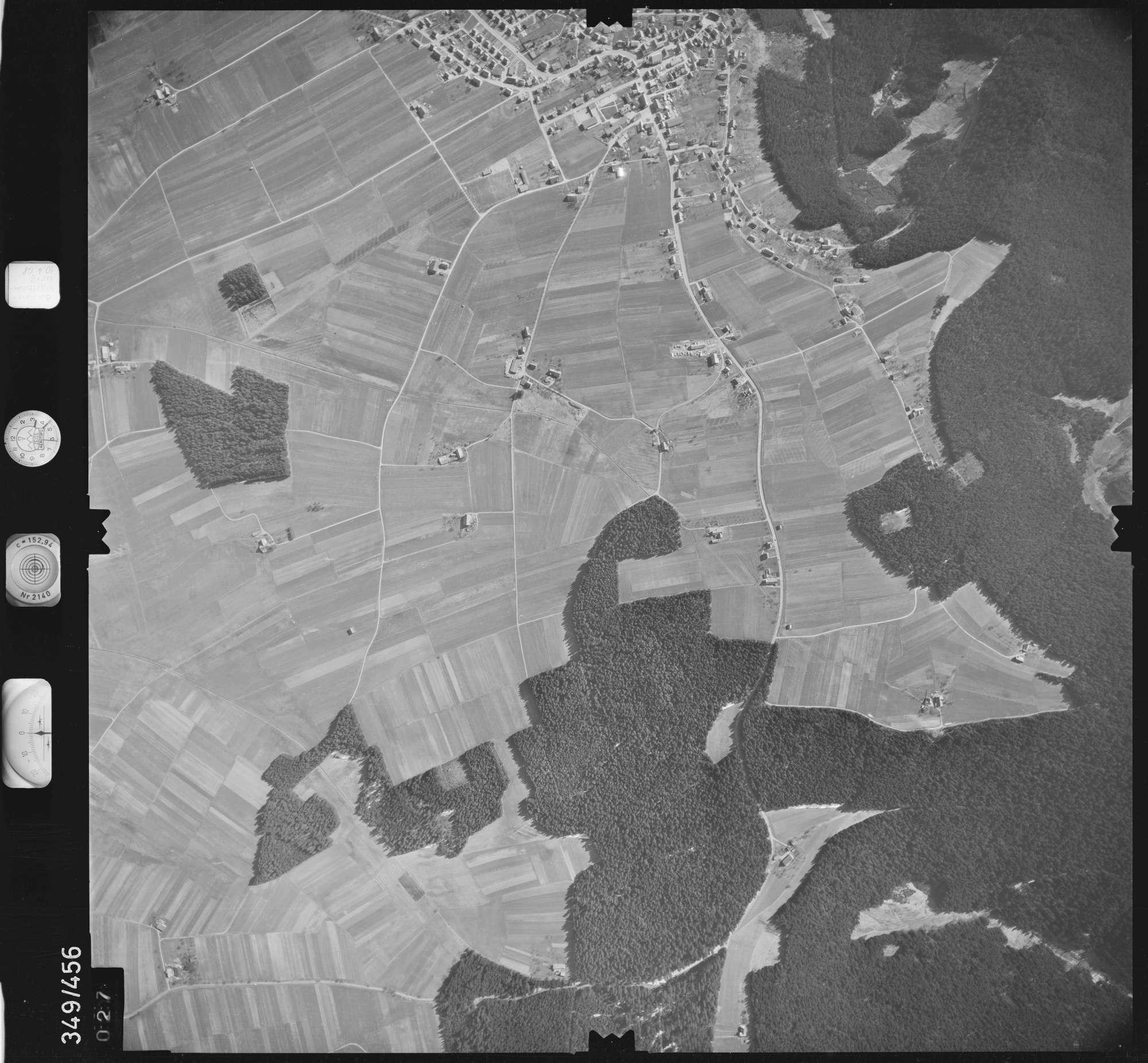 Luftbild: Film 43 Bildnr. 27, Bild 1